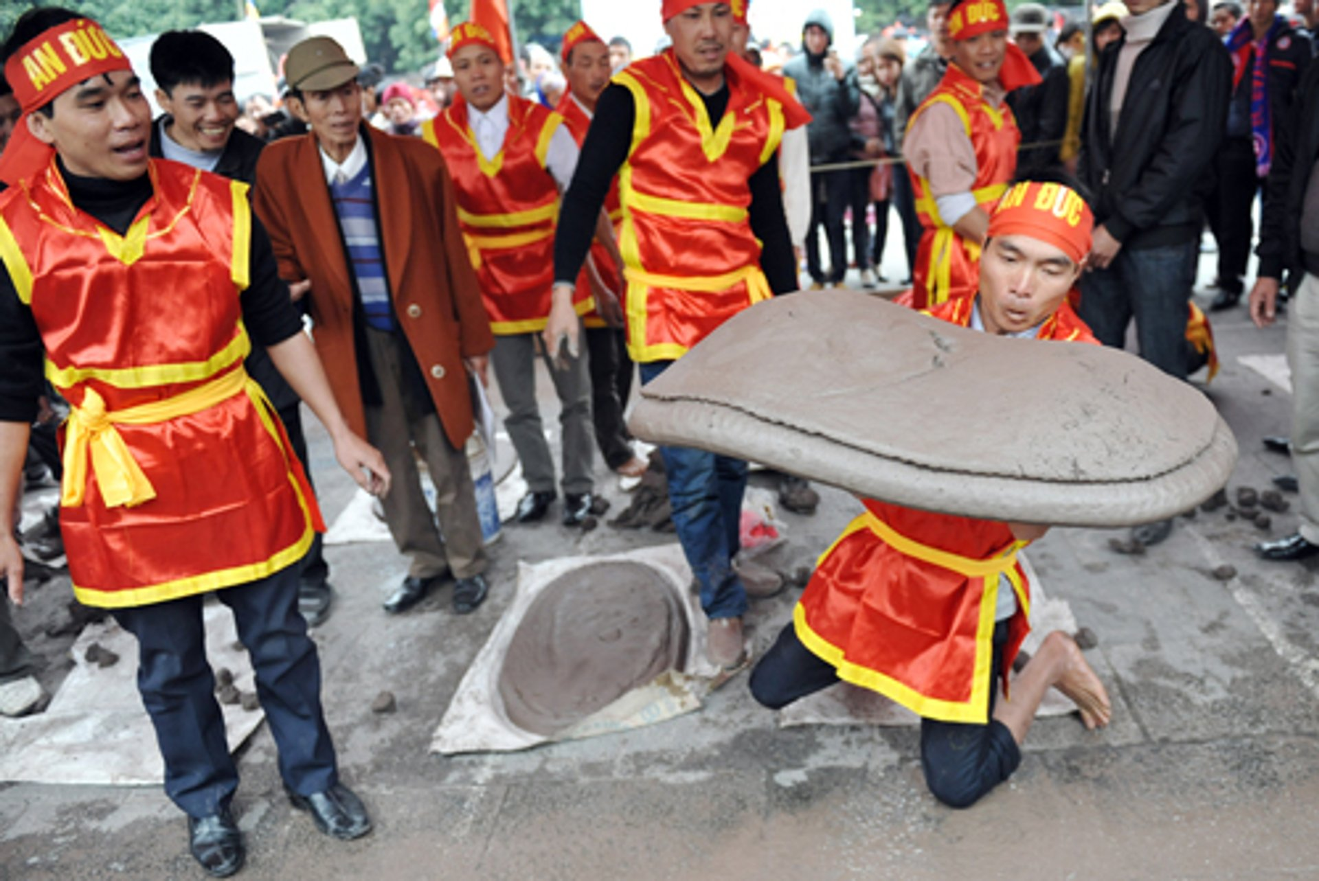 Clay Firecracker Festival in Vietnam 2019 - Best Time
