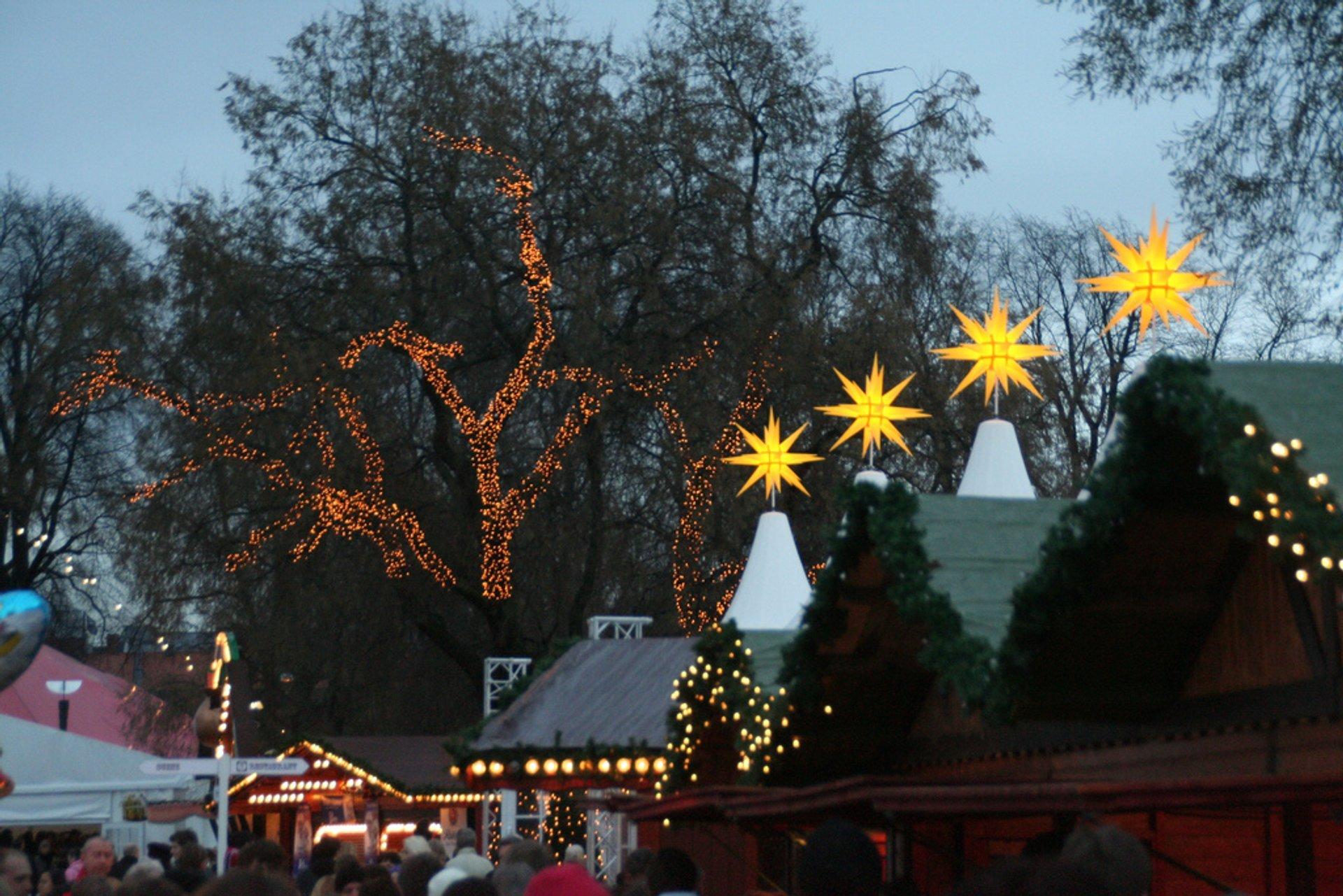 Oslo Christmas market (Jul i Vinterland) 2020