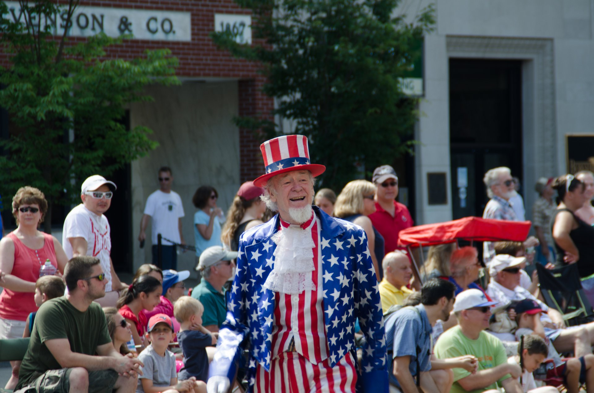Pittsfield 4th July Parade 2020