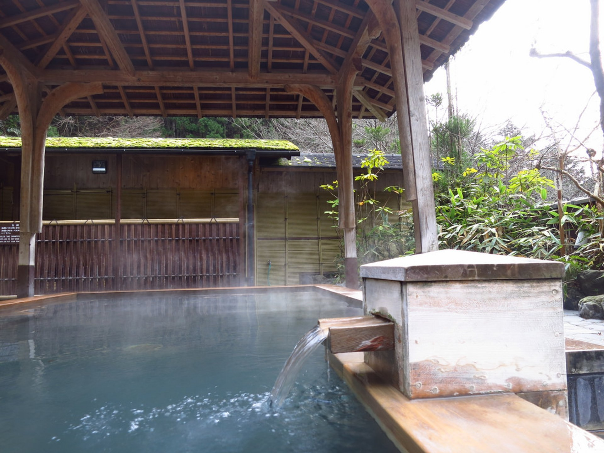 Onsen (Hot Springs) in Kyoto 2019 - Best Time