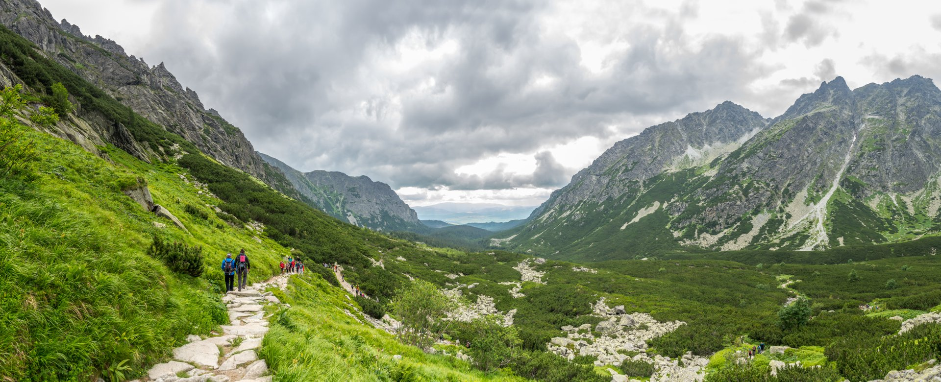 Best time to see Hiking in the Tatra Mountains in Slovakia 2019