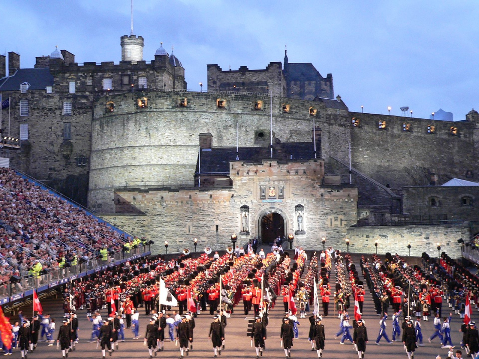 Edinburgh Military Tattoo in Edinburgh 2019 - Best Time