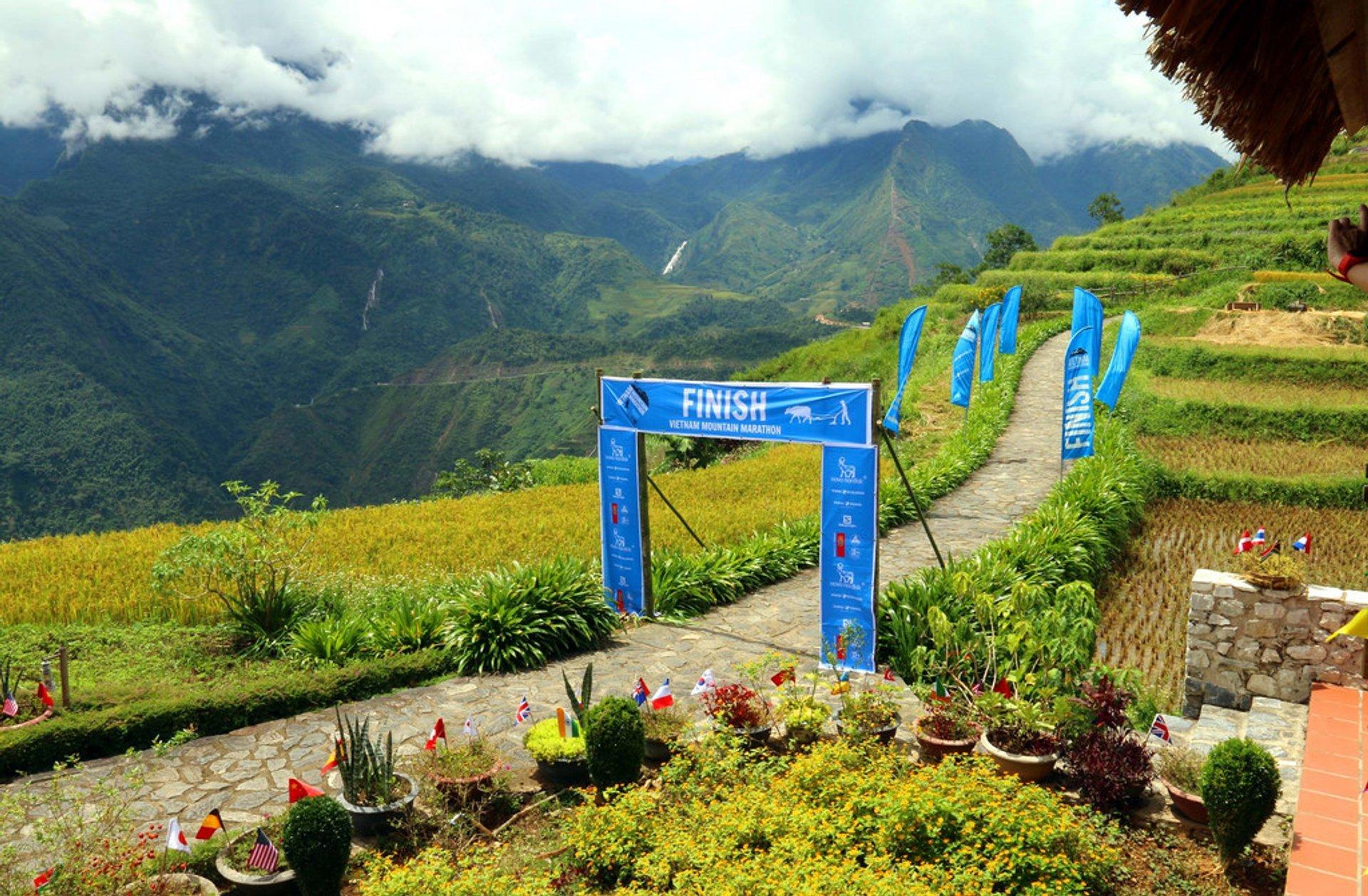 Vietnam Mountain Marathon in Vietnam 2020 - Best Time