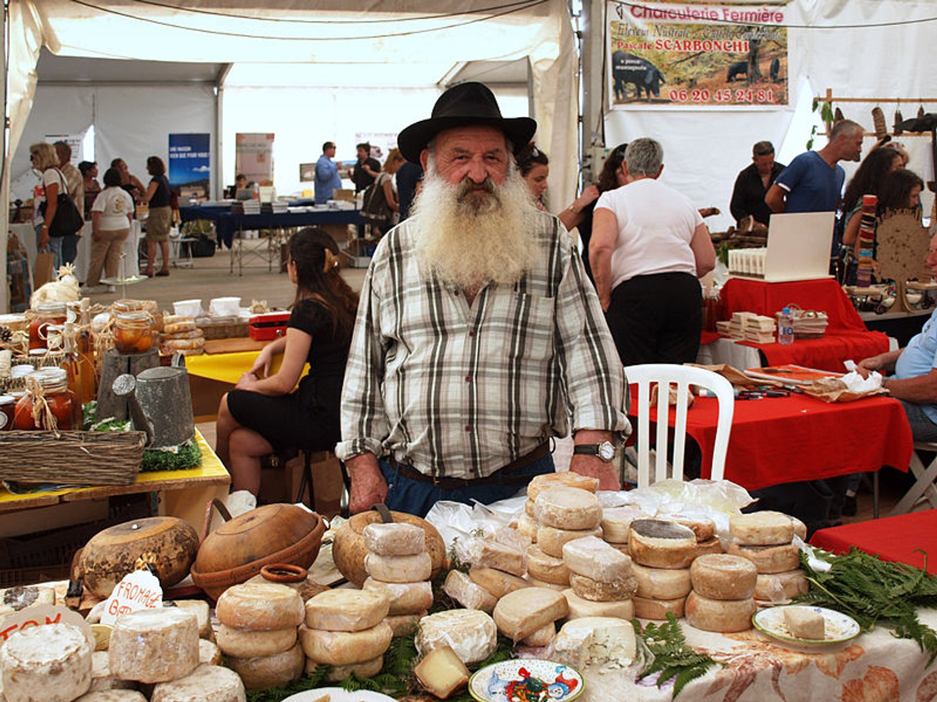 Venaco Cheese Fair or A Fiera di u Casgiu in Corsica 2019 - Best Time
