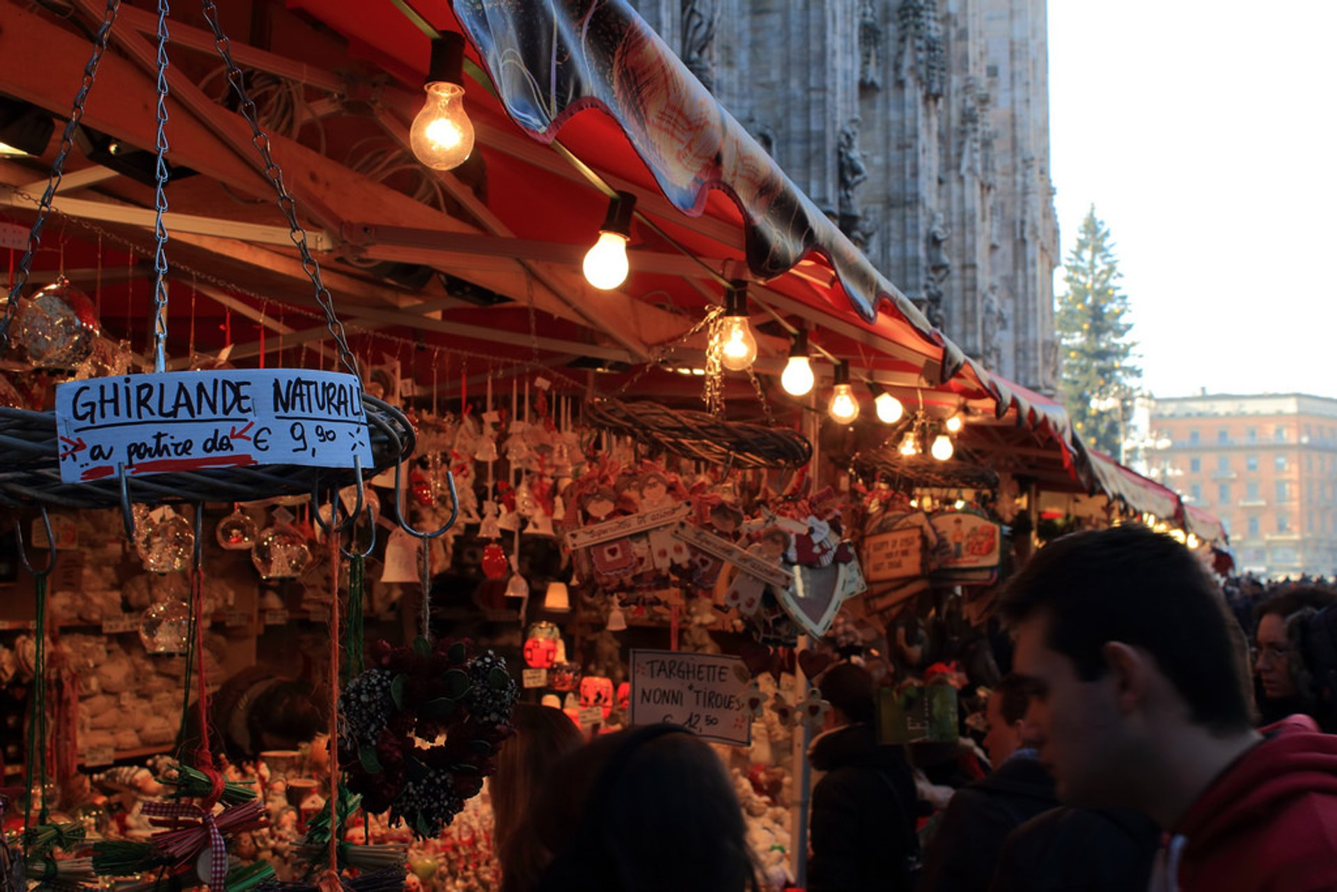 Christmas Markets (Mercatini di Natale) in Milan 2019 - Best Time