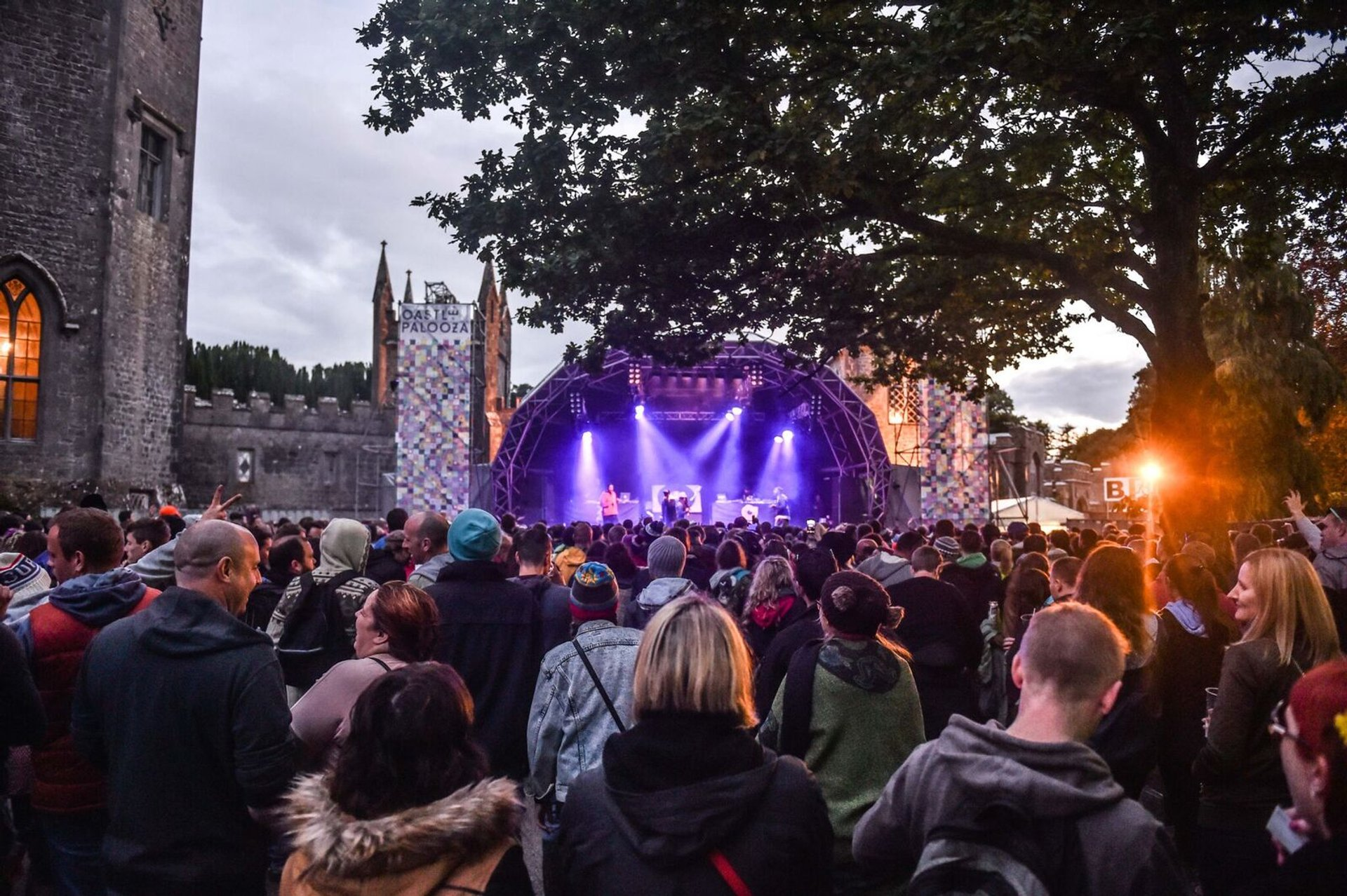 Castlepalooza in Ireland - Best Season 2020
