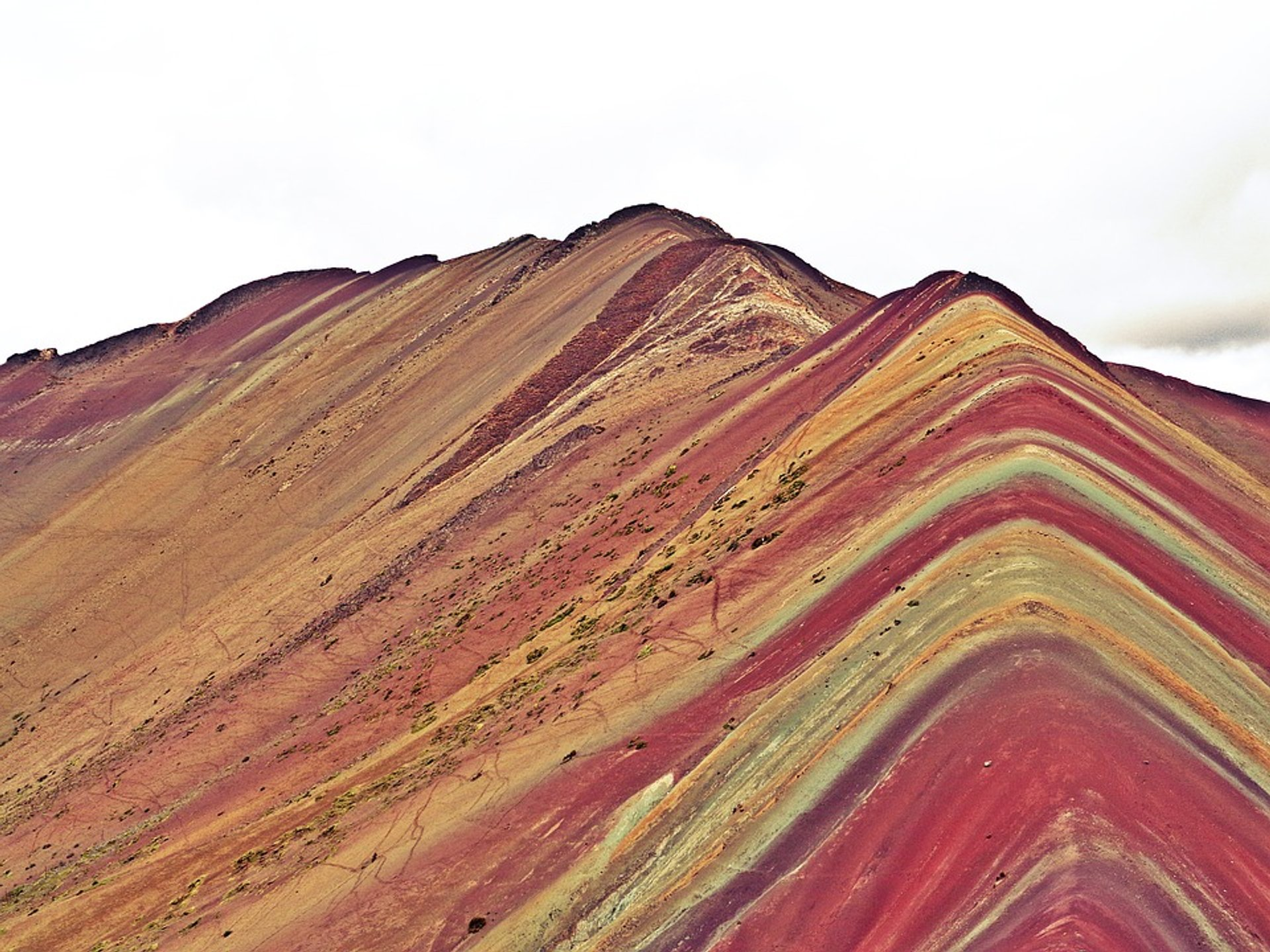 Hiking Rainbow Mountain in Peru 2019 - Best Time