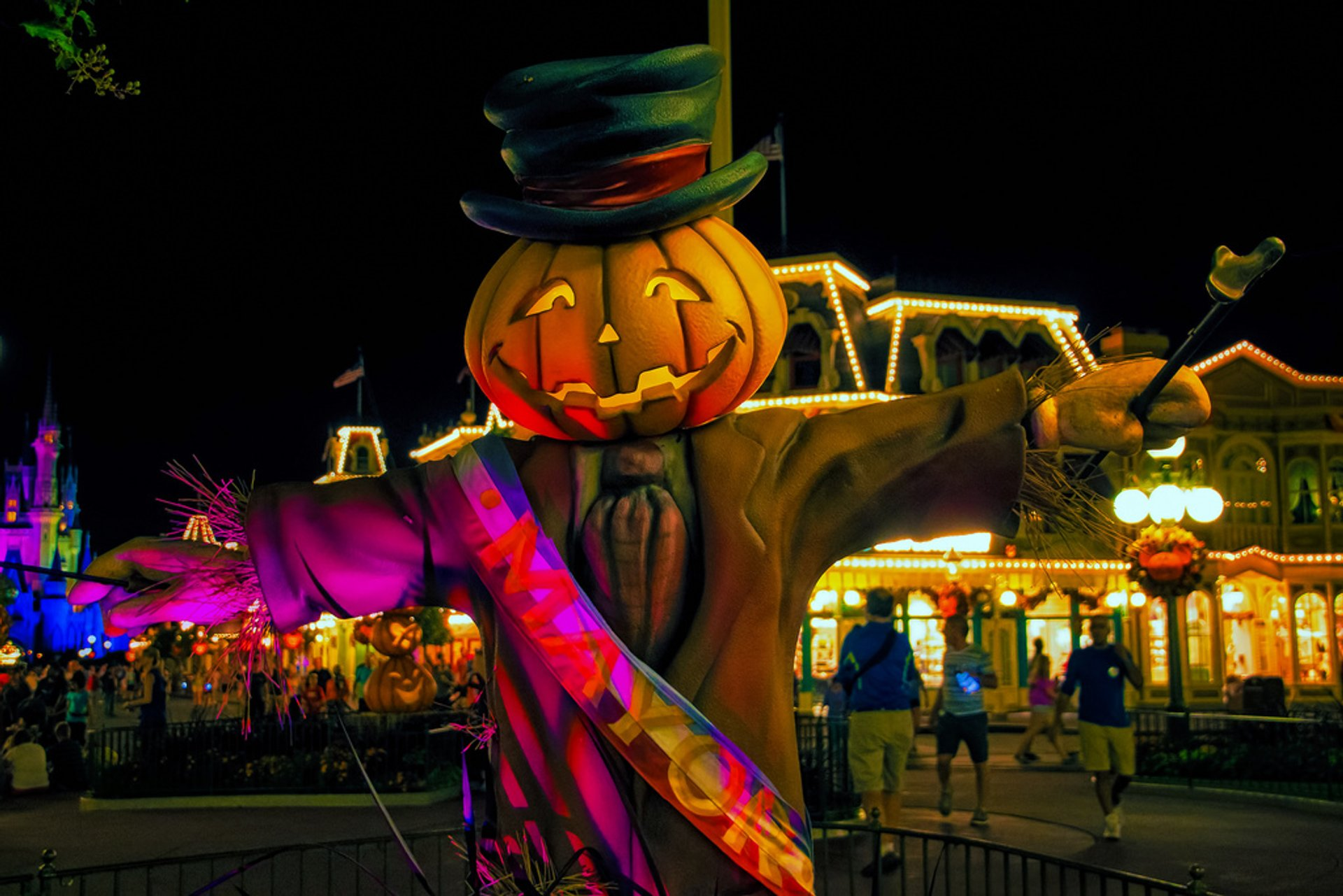 Halloween Events in Florida 2020 - Best Time