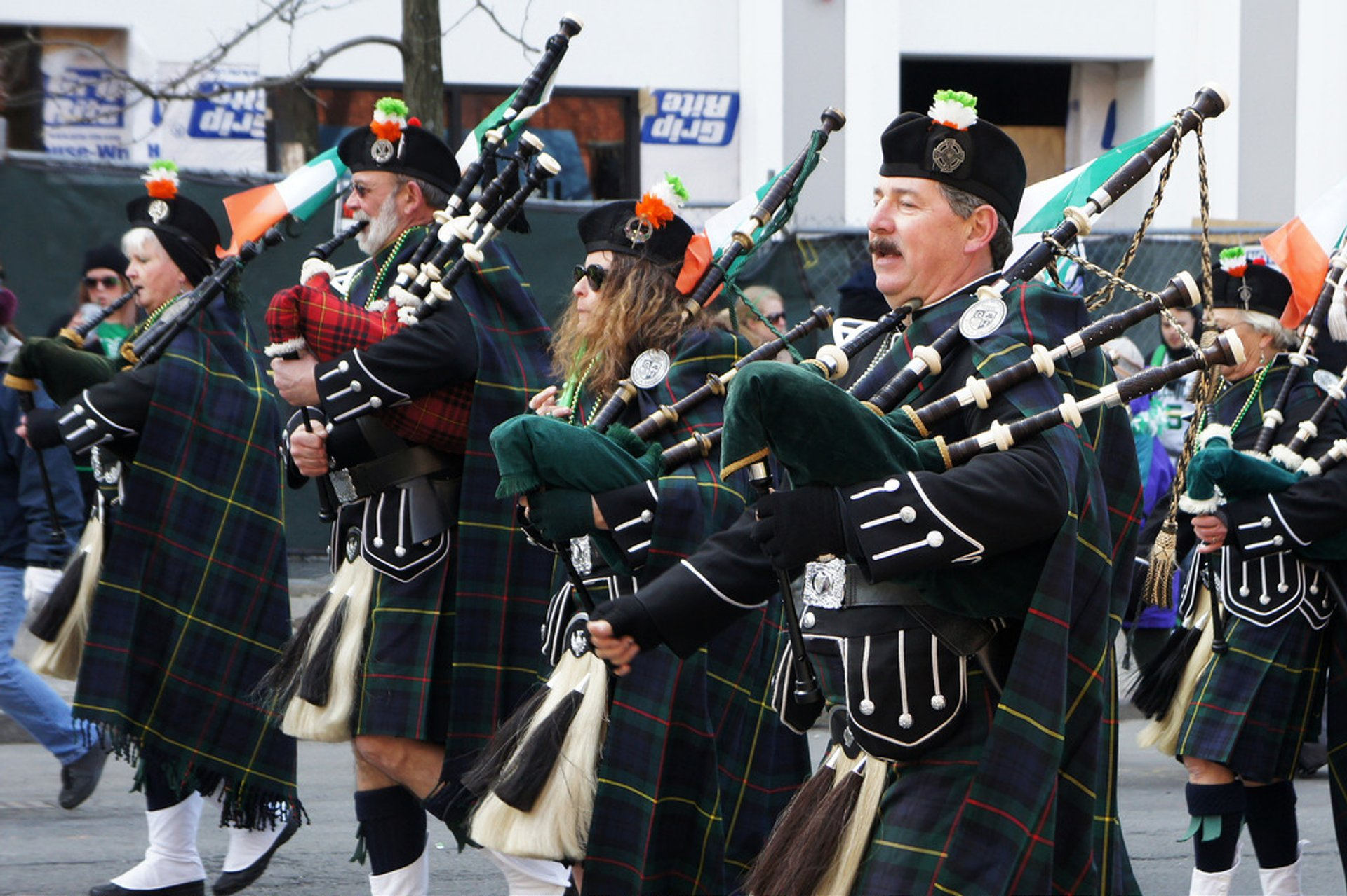 St. Patrick's Day Parade in Boston 2020 - Best Time