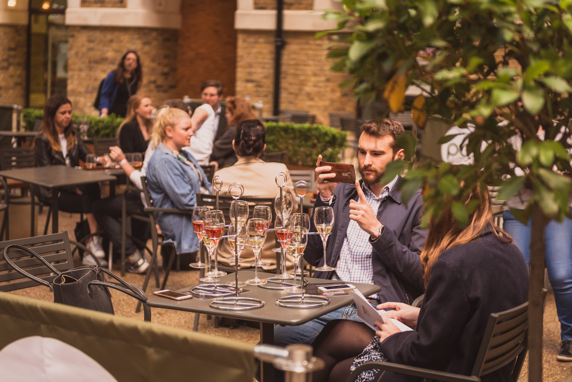 Best time to see London Wine Week in London 2020