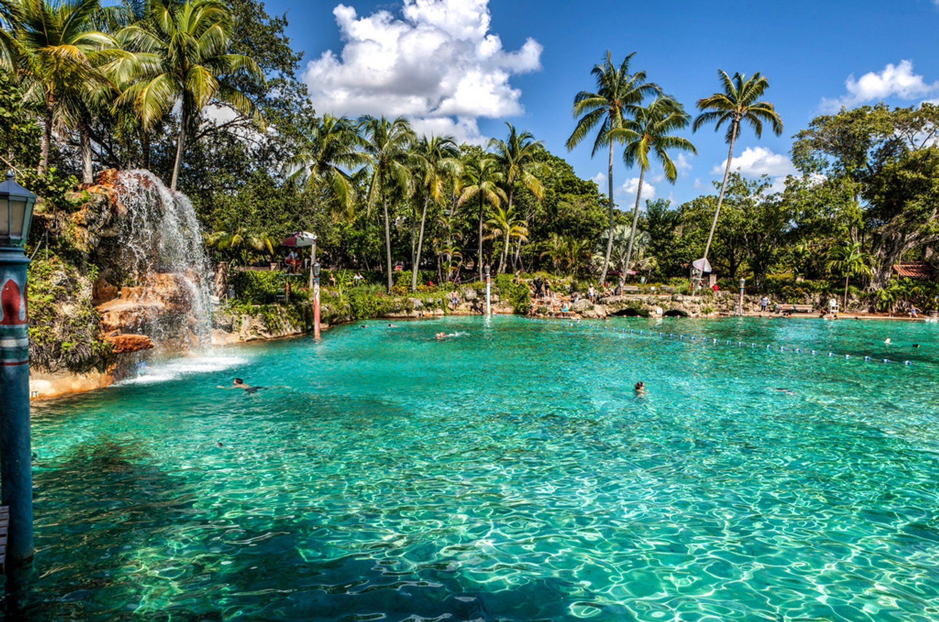 Best time for Venetian Pool, Coral Gables in Florida 2019