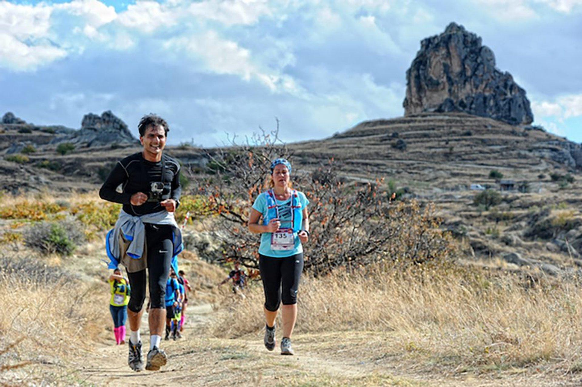 Cappadocia Ultra Trail in Cappadocia 2020 - Best Time