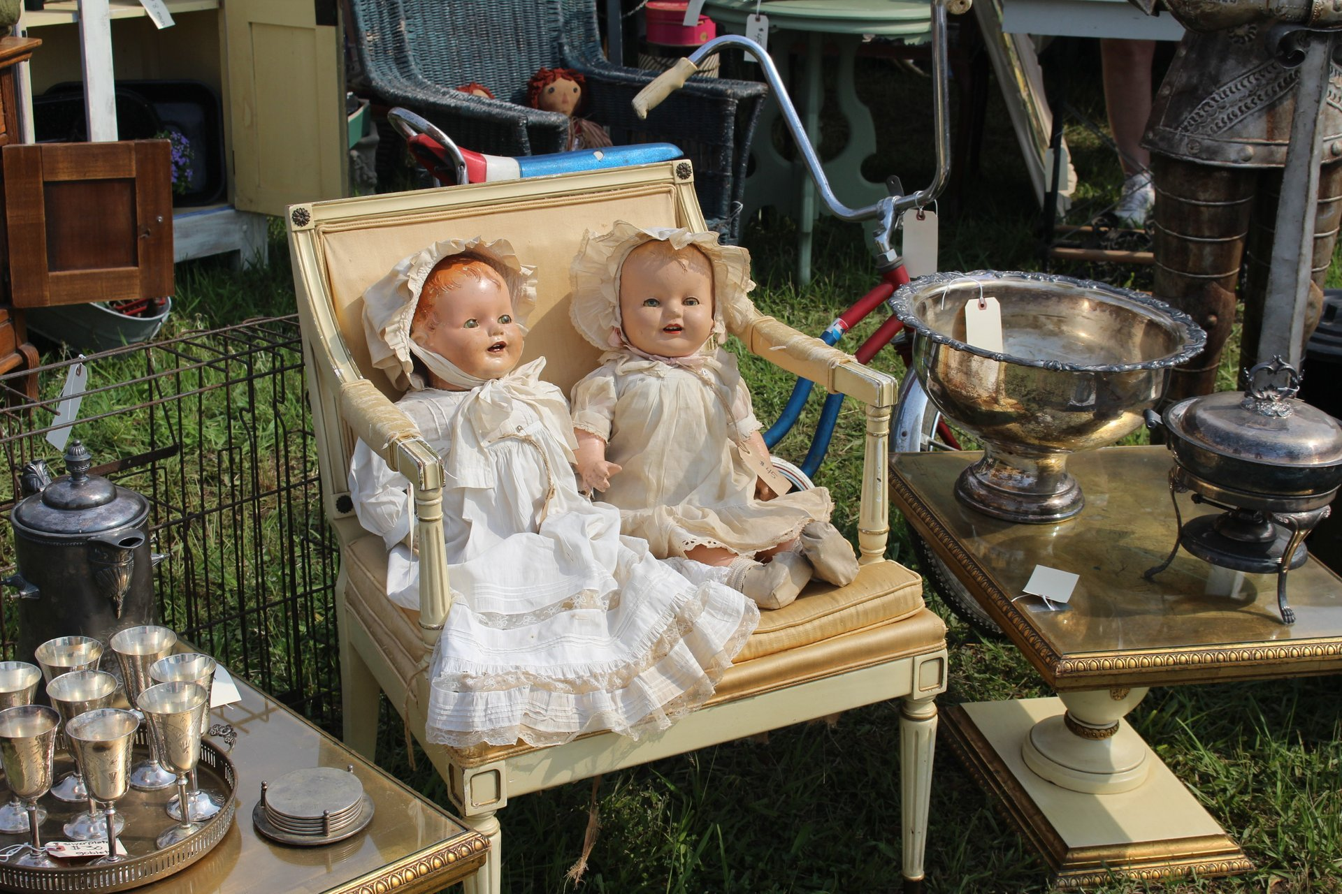 Liberty Antiques Festival in North Carolina 2020 - Best Time
