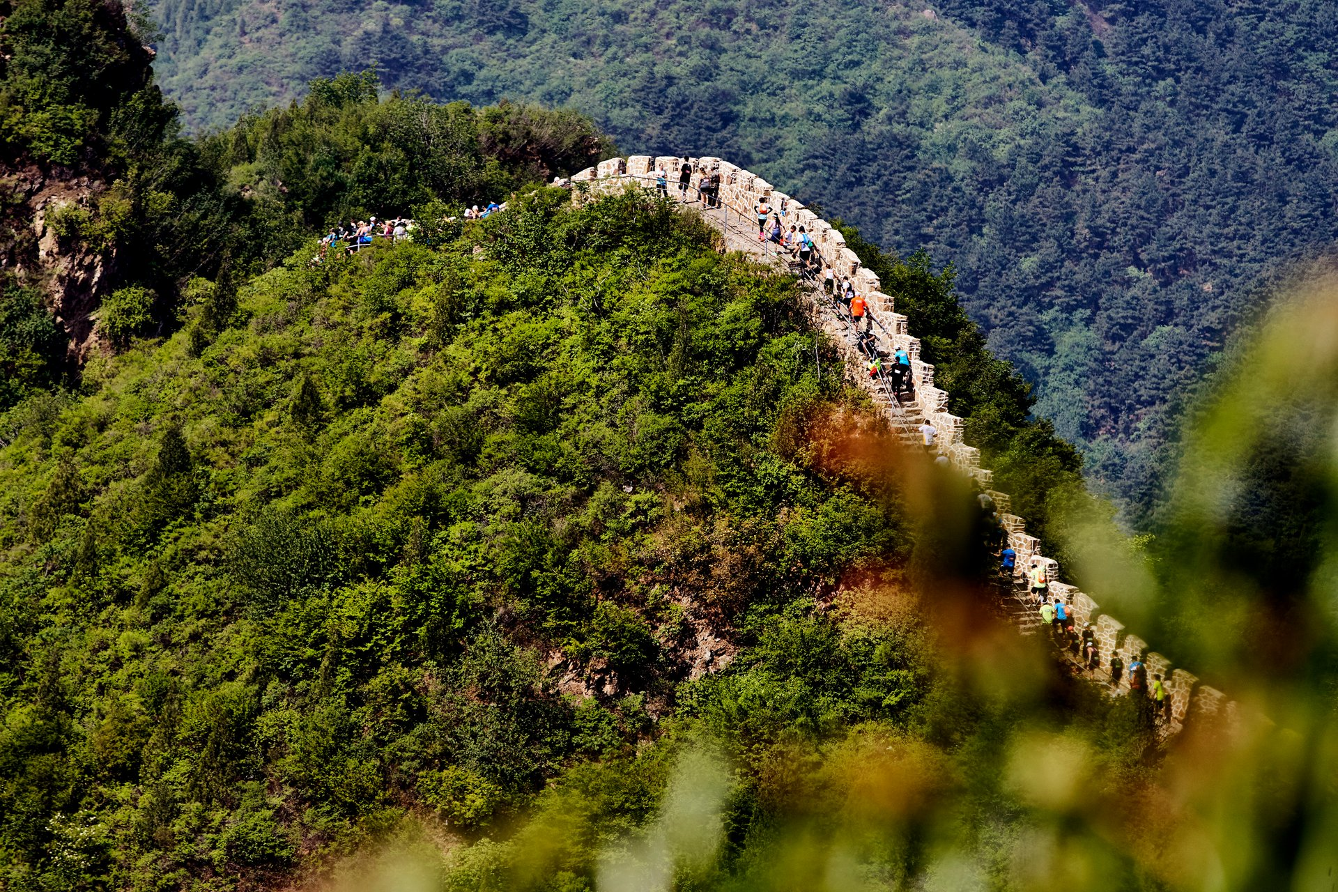 Best time for Great Wall Marathon in China 2019