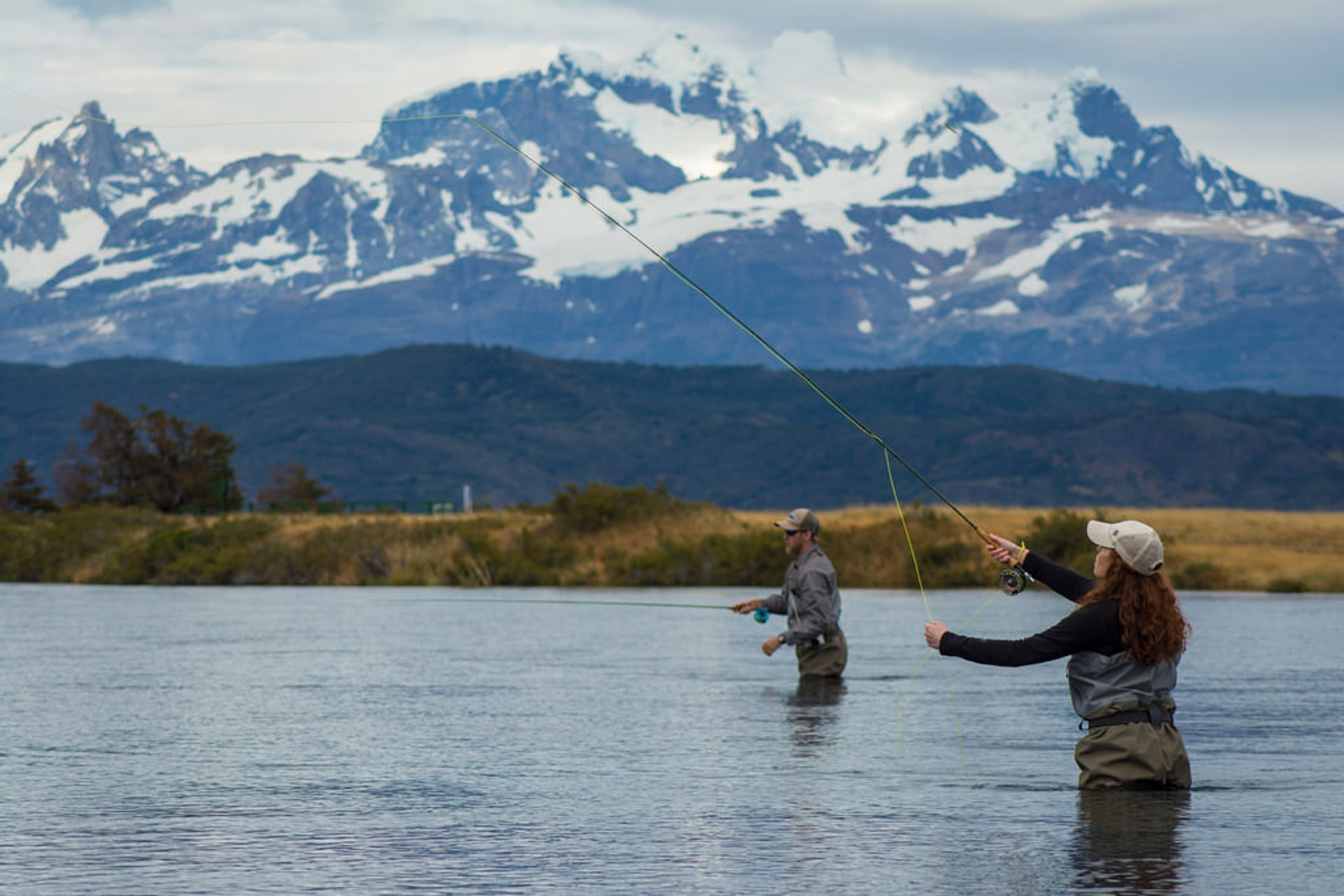 Fishing in Chile 2020 - Best Time