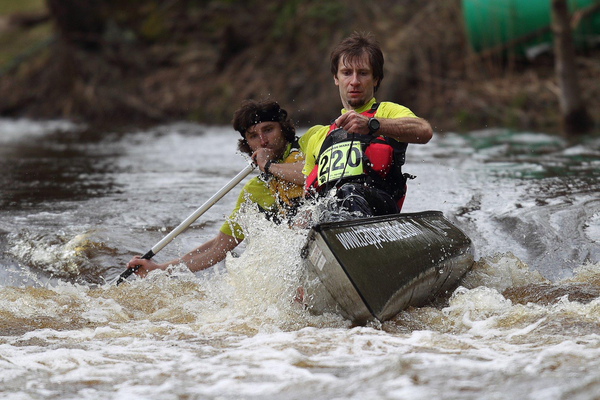 Võhandu Marathon in Estonia - Best Season 2020