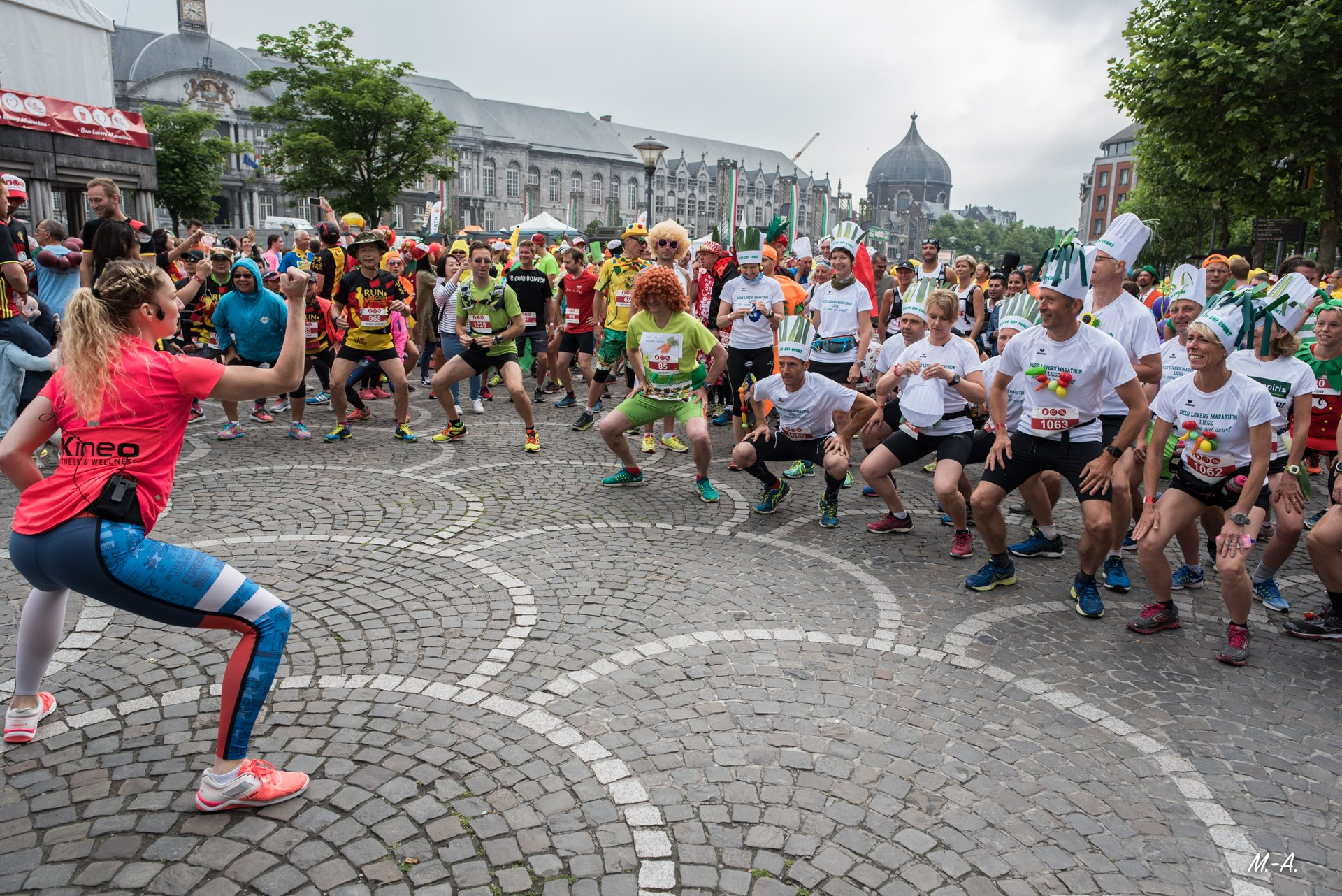 Beer Lovers' Marathon in Belgium - Best Season 2020