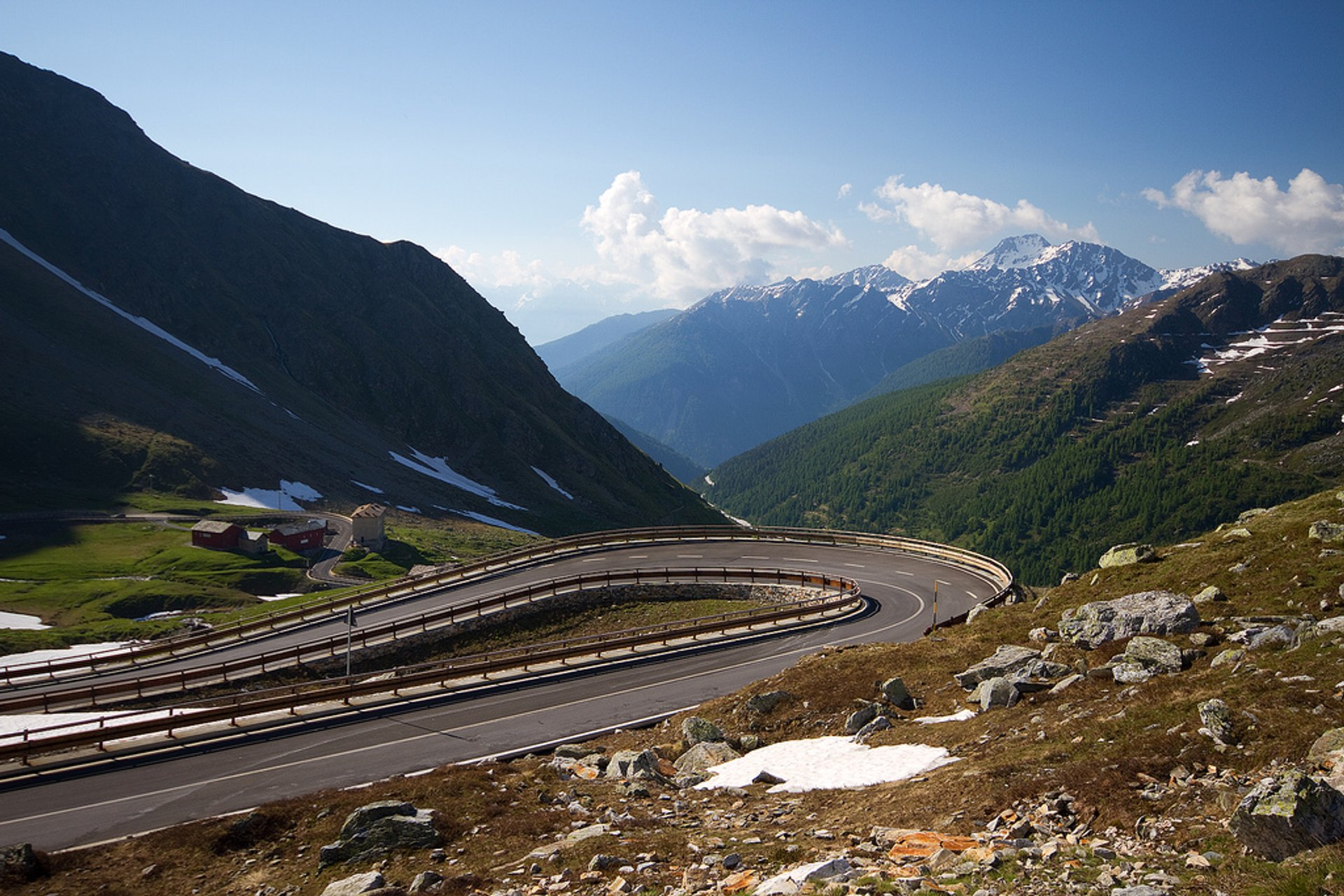 Great St Bernard Pass in Switzerland 2020 - Best Time