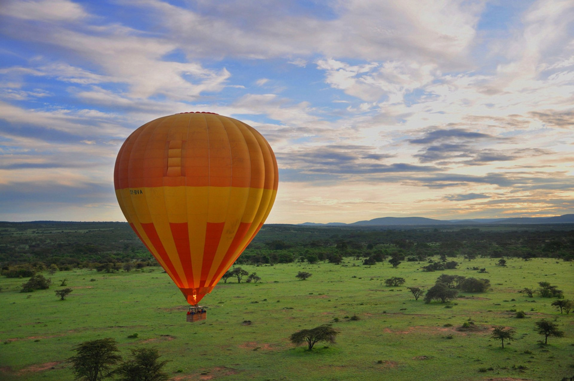 Balloon Trips in Kenya 2020 - Best Time