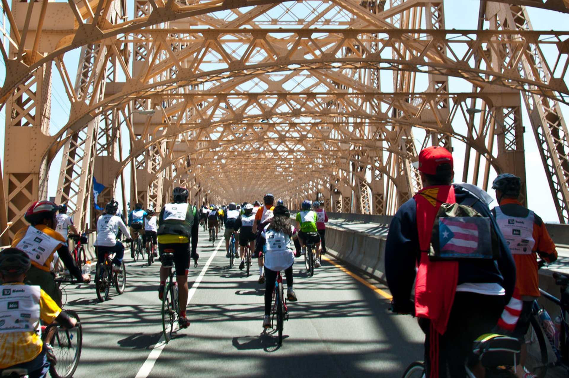 Five Boro Bike Tour in New York - Best Season 2019