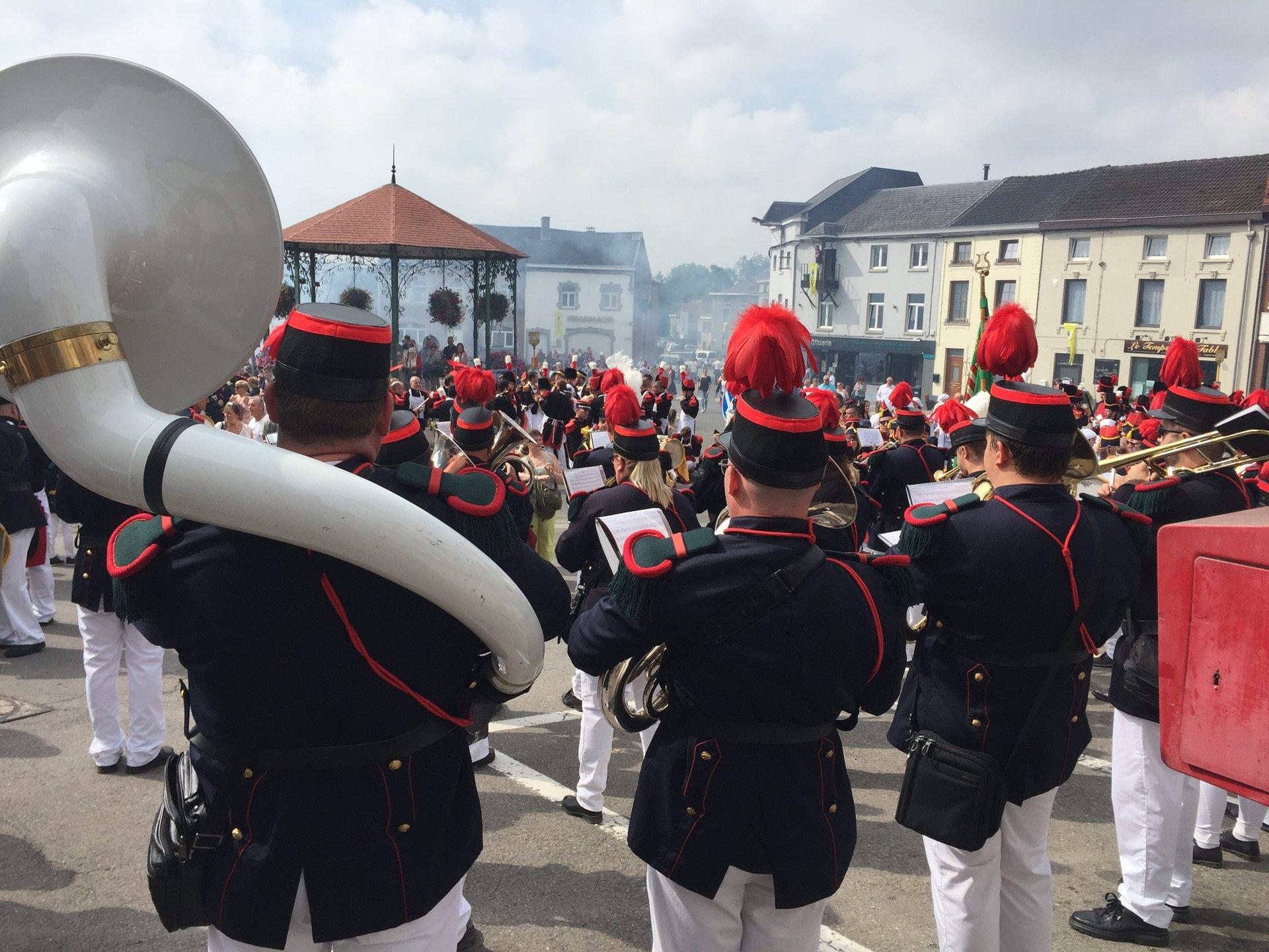 Marches of Entre-Sambre-et-Meuse in Belgium 2020 - Best Time