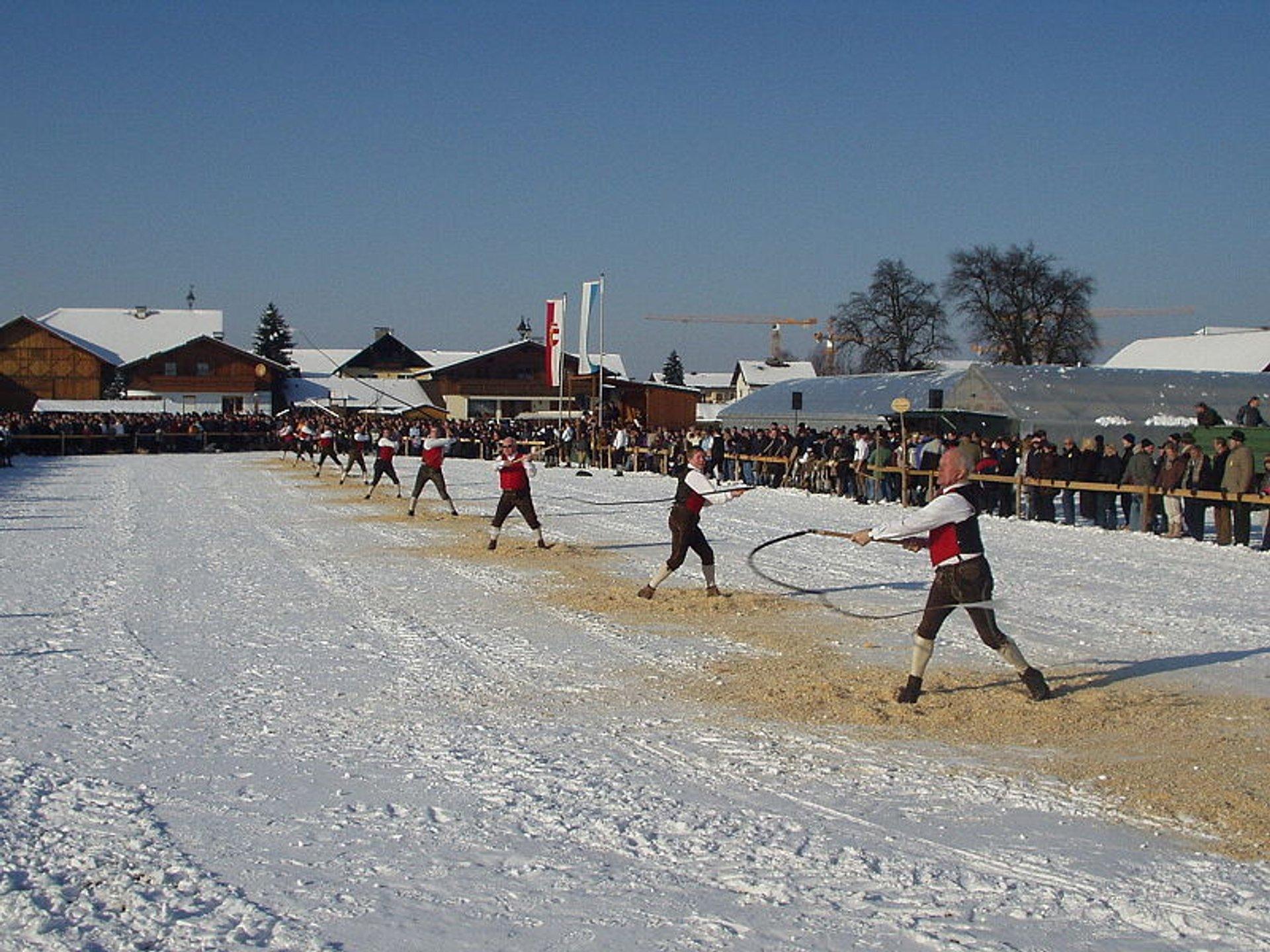 Best time for Aperschnalzen in Austria 2020