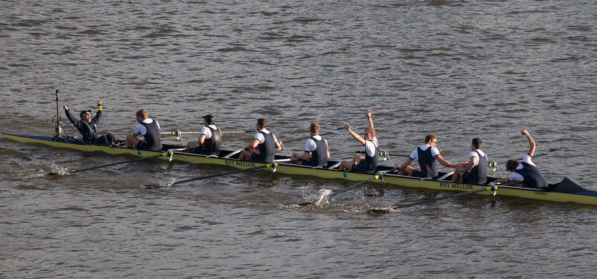 The Boat Race in London 2020 - Best Time