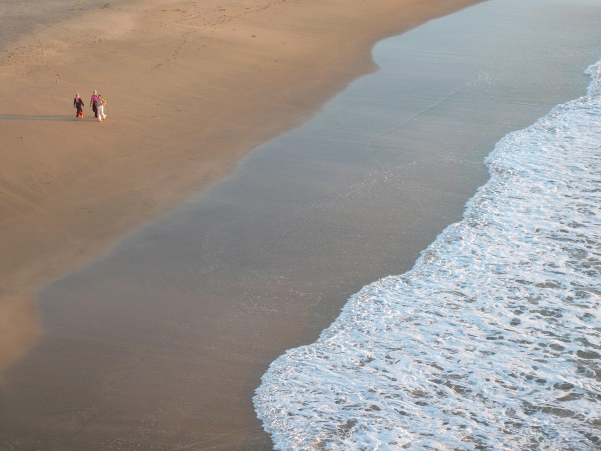 Beach Season in Morocco 2020 - Best Time