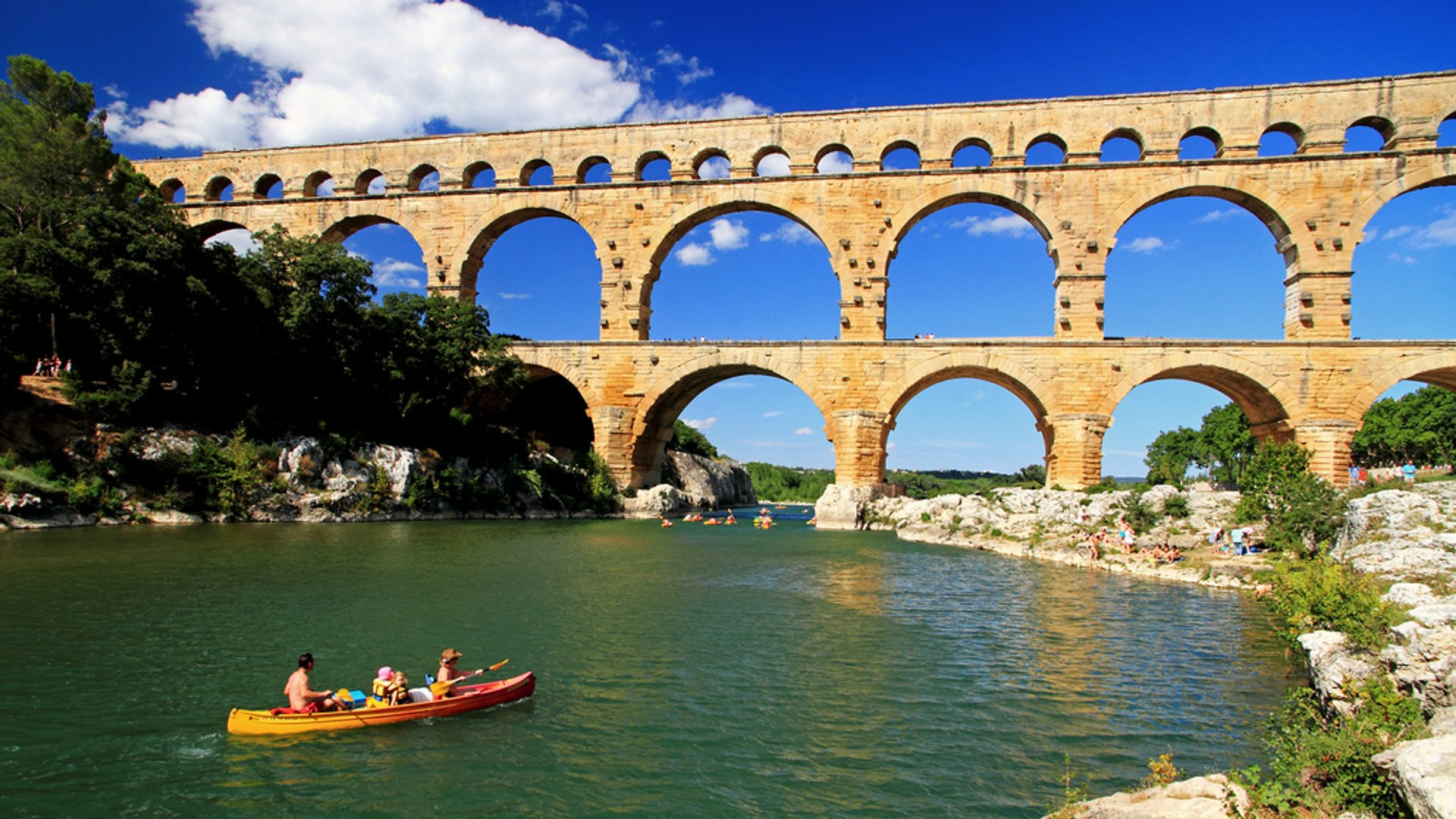 Canoeing and Kayaking in Provence & French Riviera - Best Season 2020