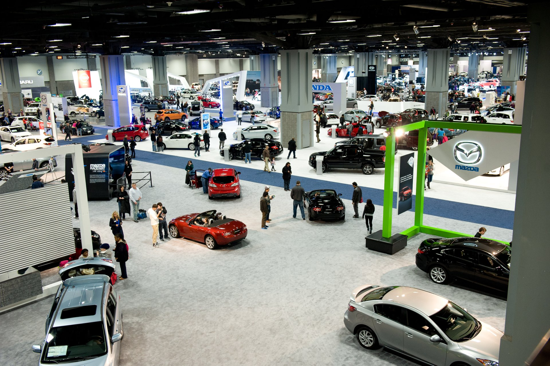 Washington Auto Show in Washington, D.C. - Best Season 2019
