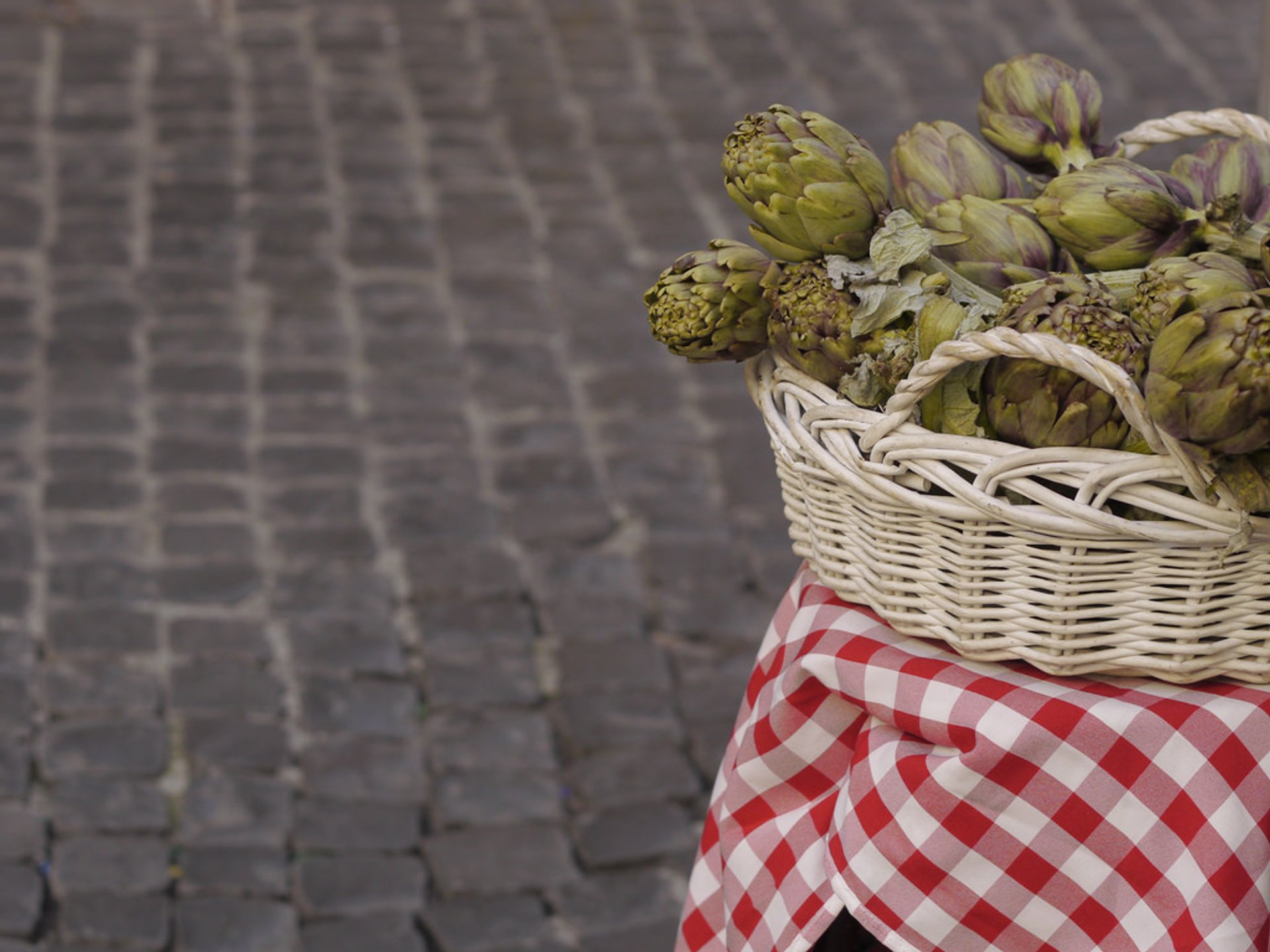 Best time for Roman Artichokes in Rome 2020