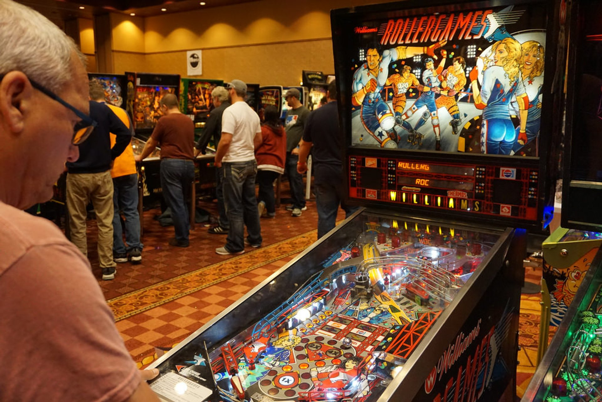 Texas Pinball Festival in Texas - Best Season