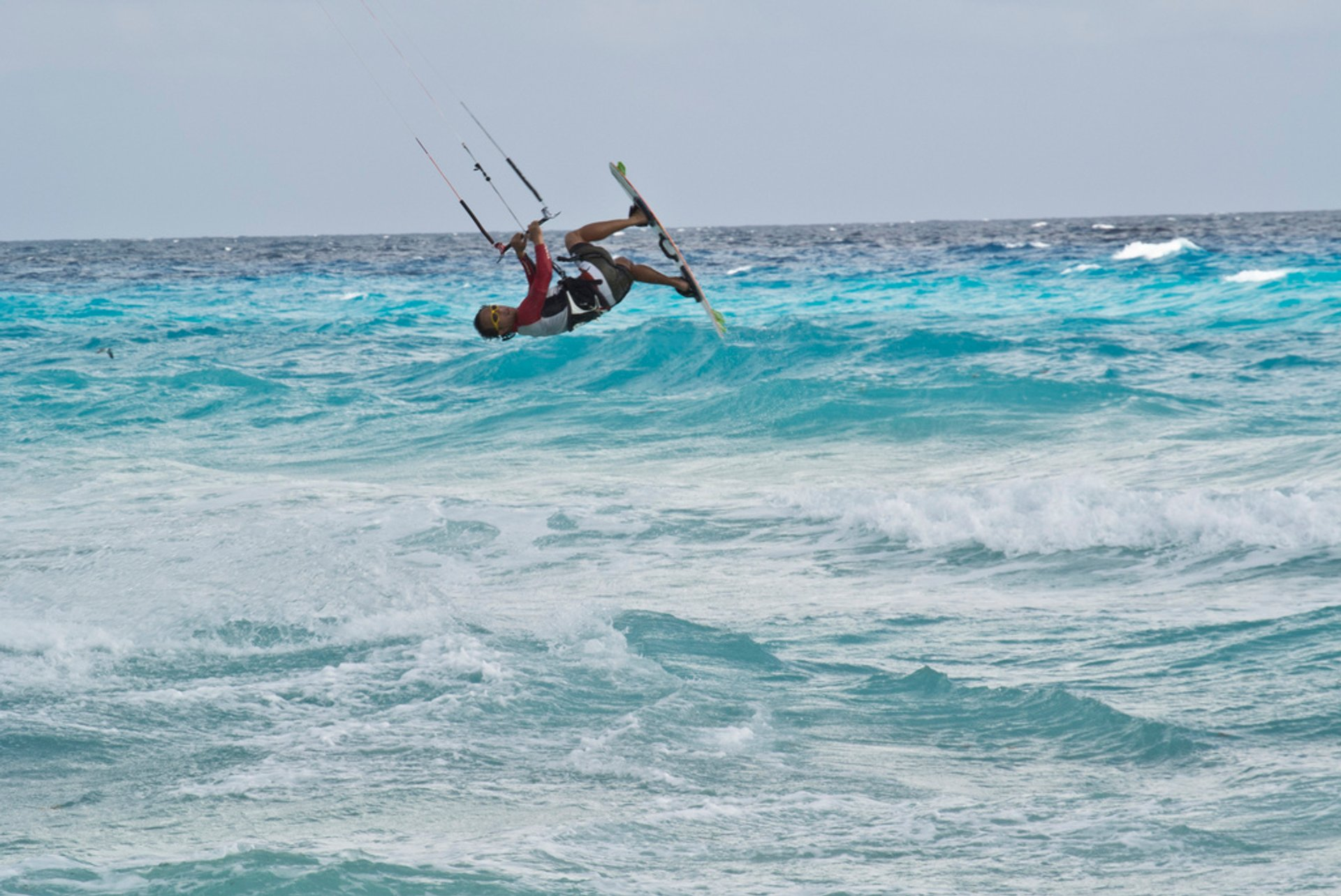 Kitesurfing in Cancun - Best Time
