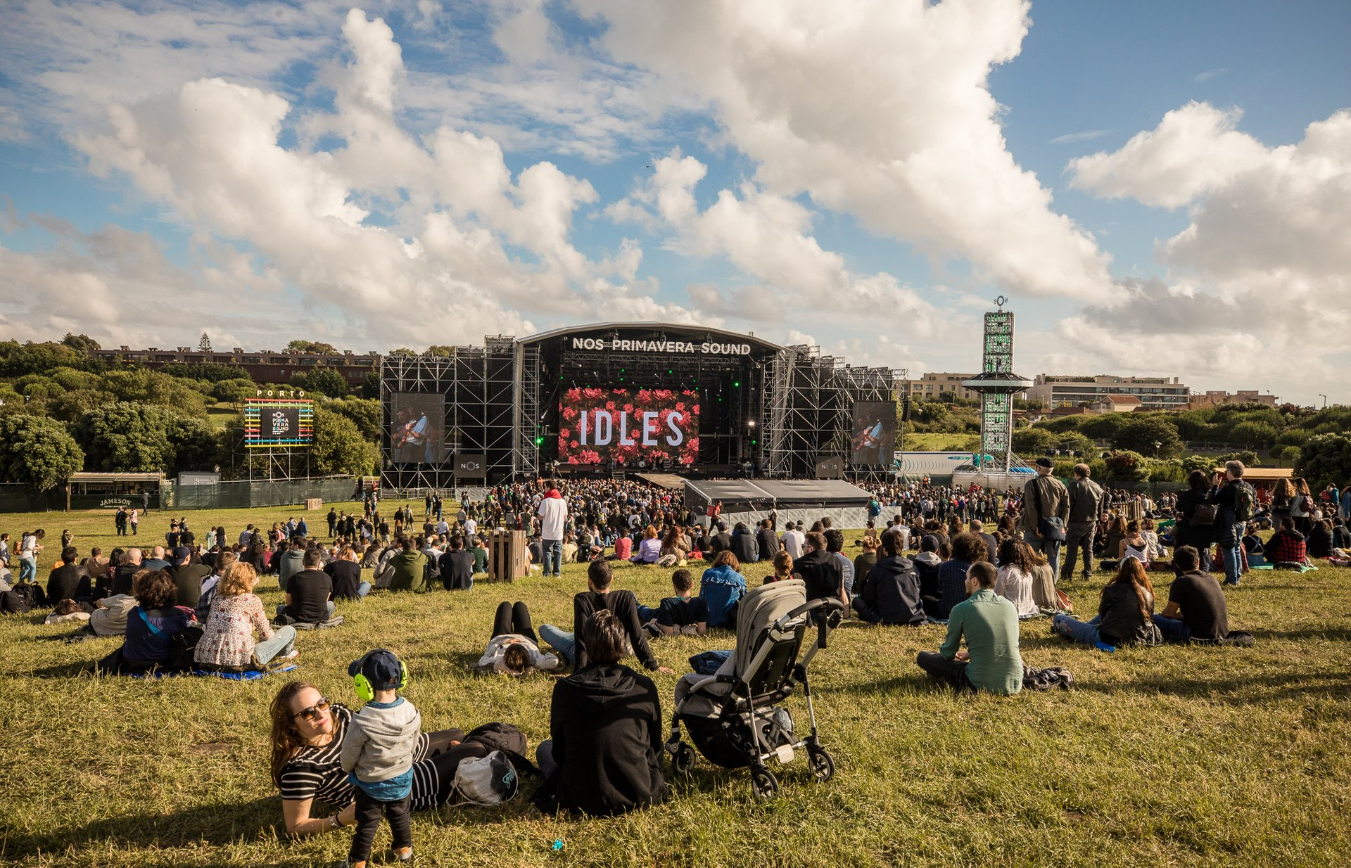 Best time for NOS Primavera Sound in Porto 2020