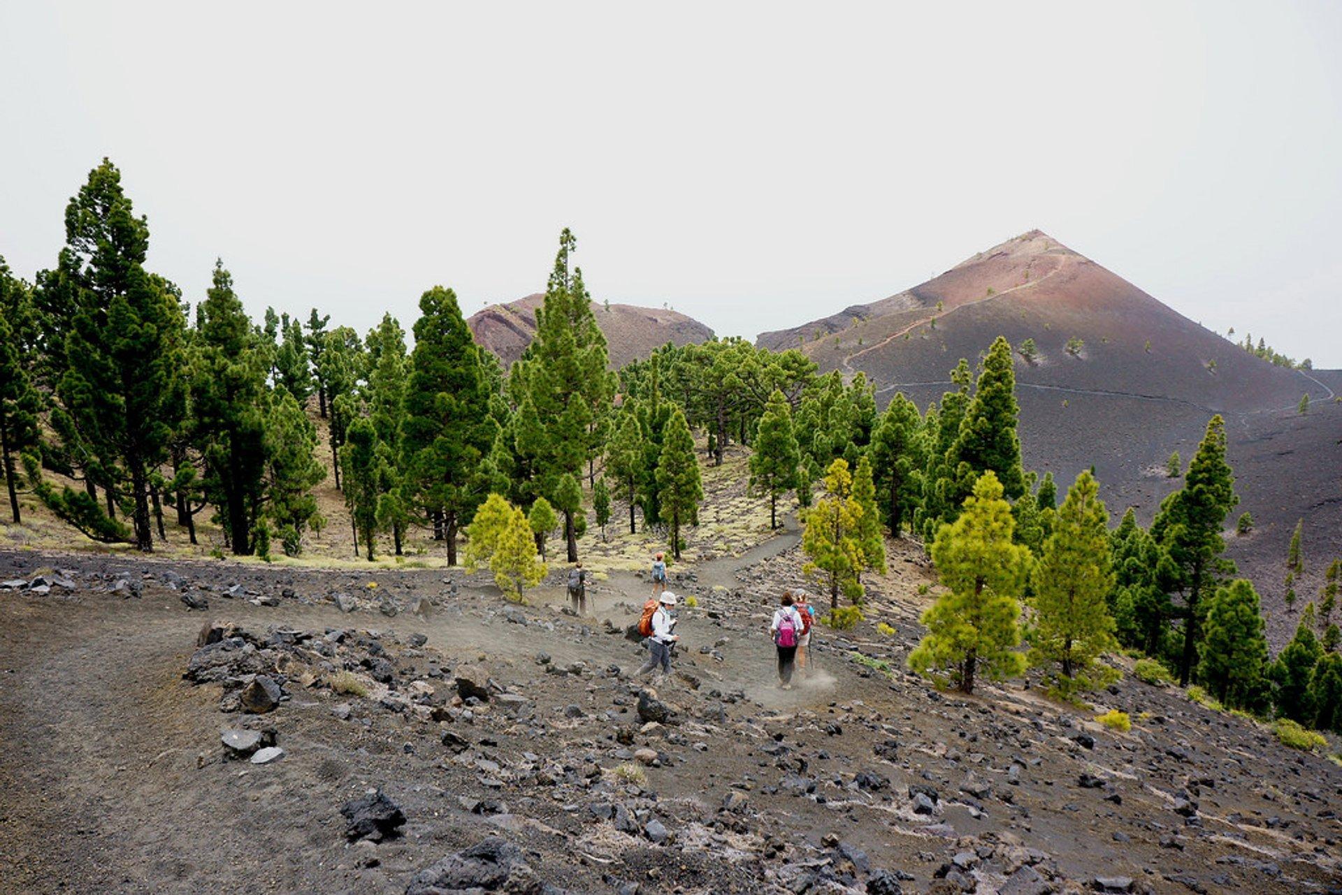 La Palma Trekking – Ruta de los Volcanes 2020