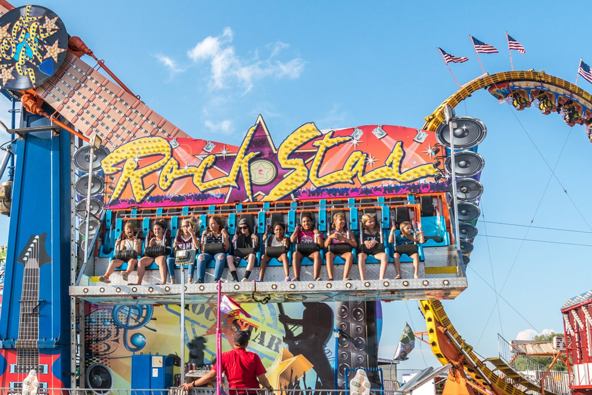 Illinois State Fair in Midwest - Best Season 2019