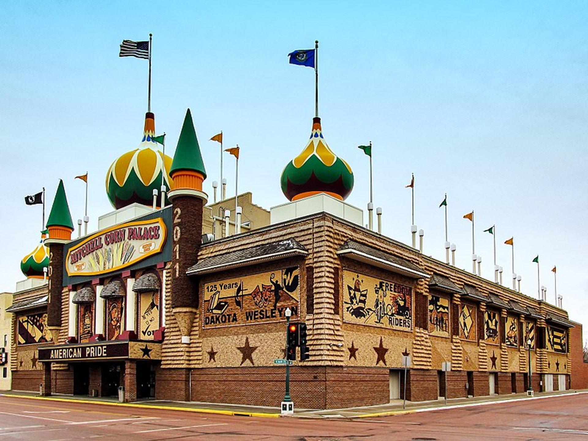 Corn Palace Festival in South Dakota 2020 - Best Time