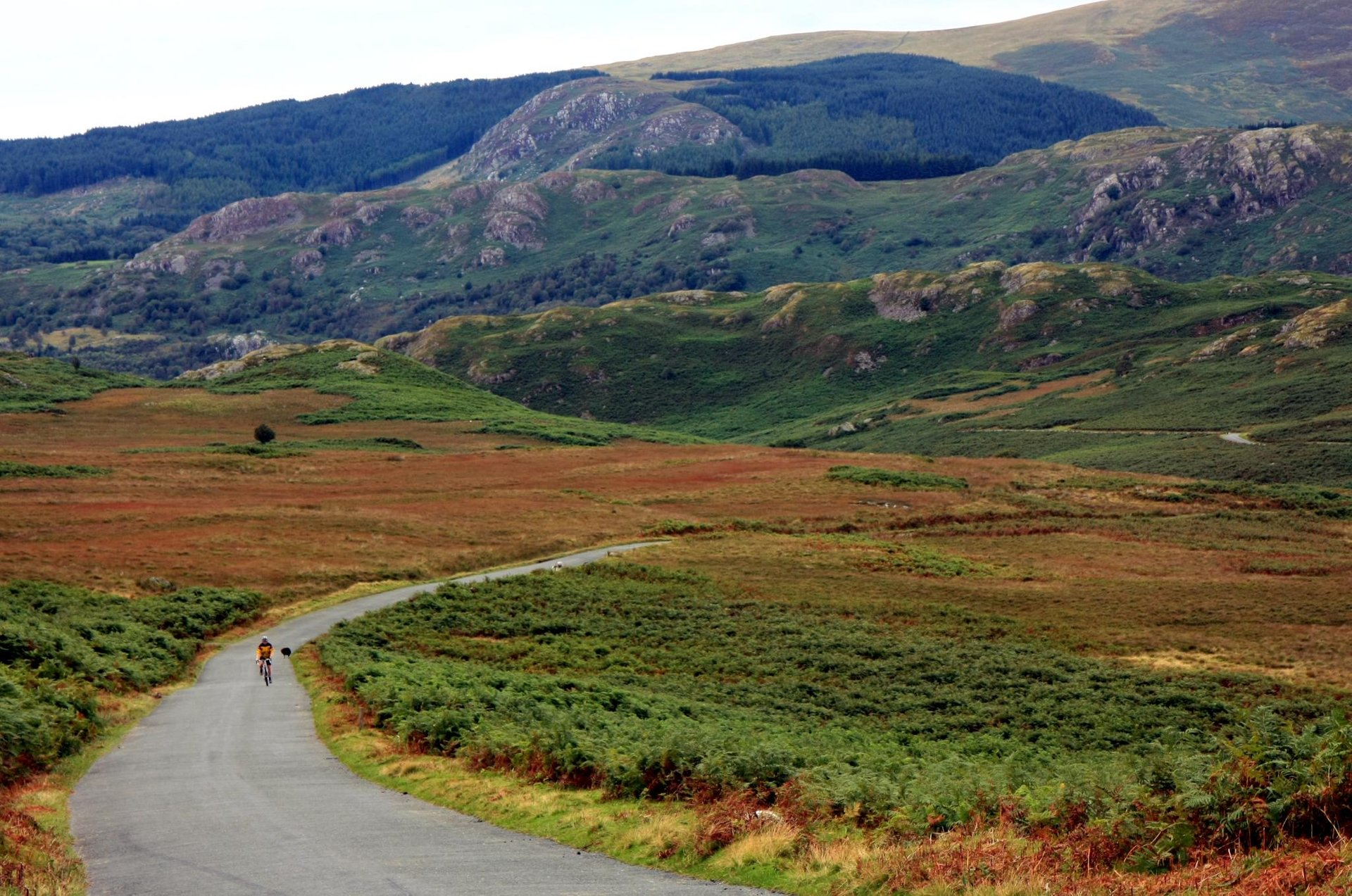 Best time for Hardknott Pass in England 2020