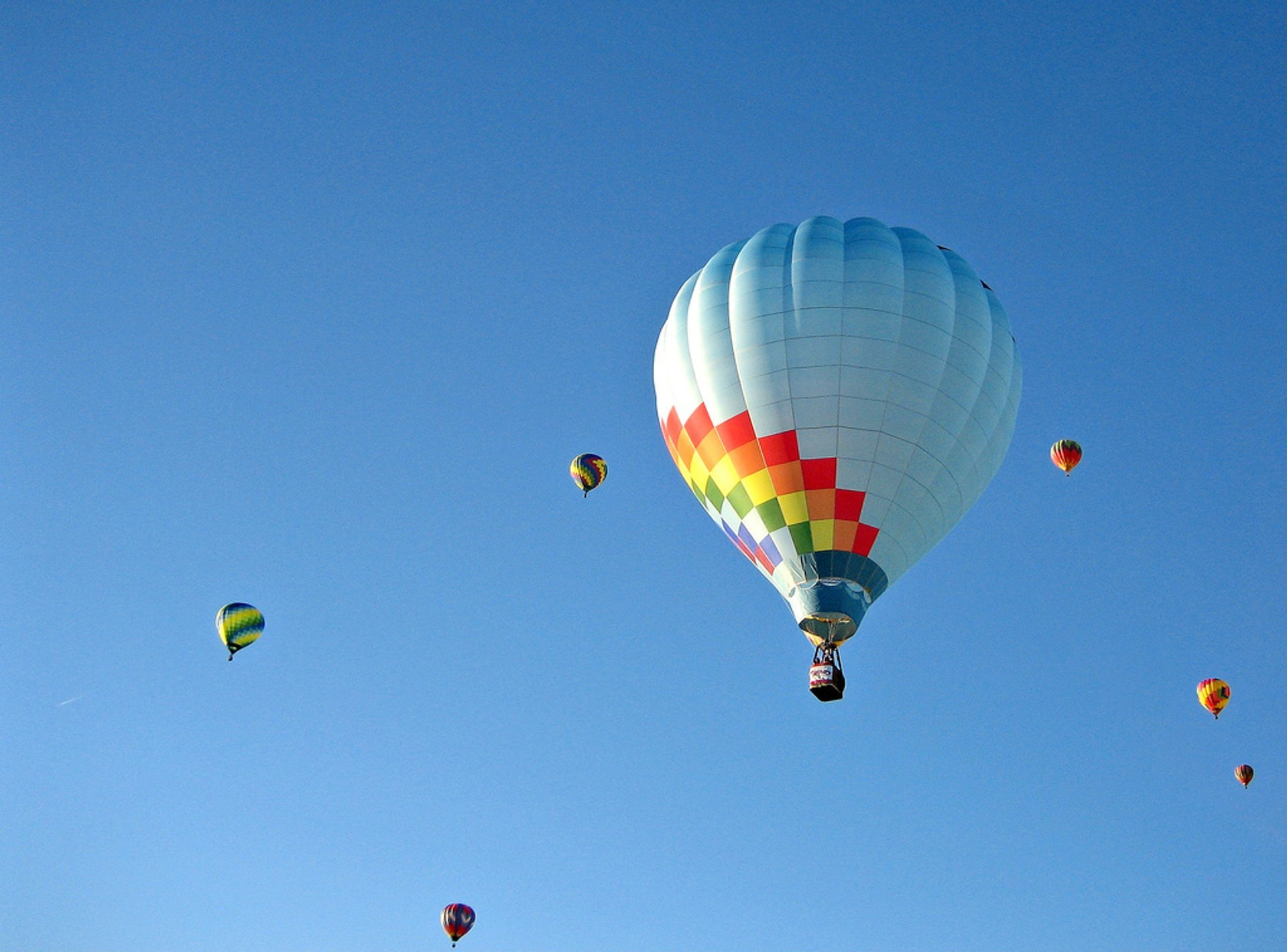 Sunset Hot Air Balloon Rides in Las Vegas - Best Time