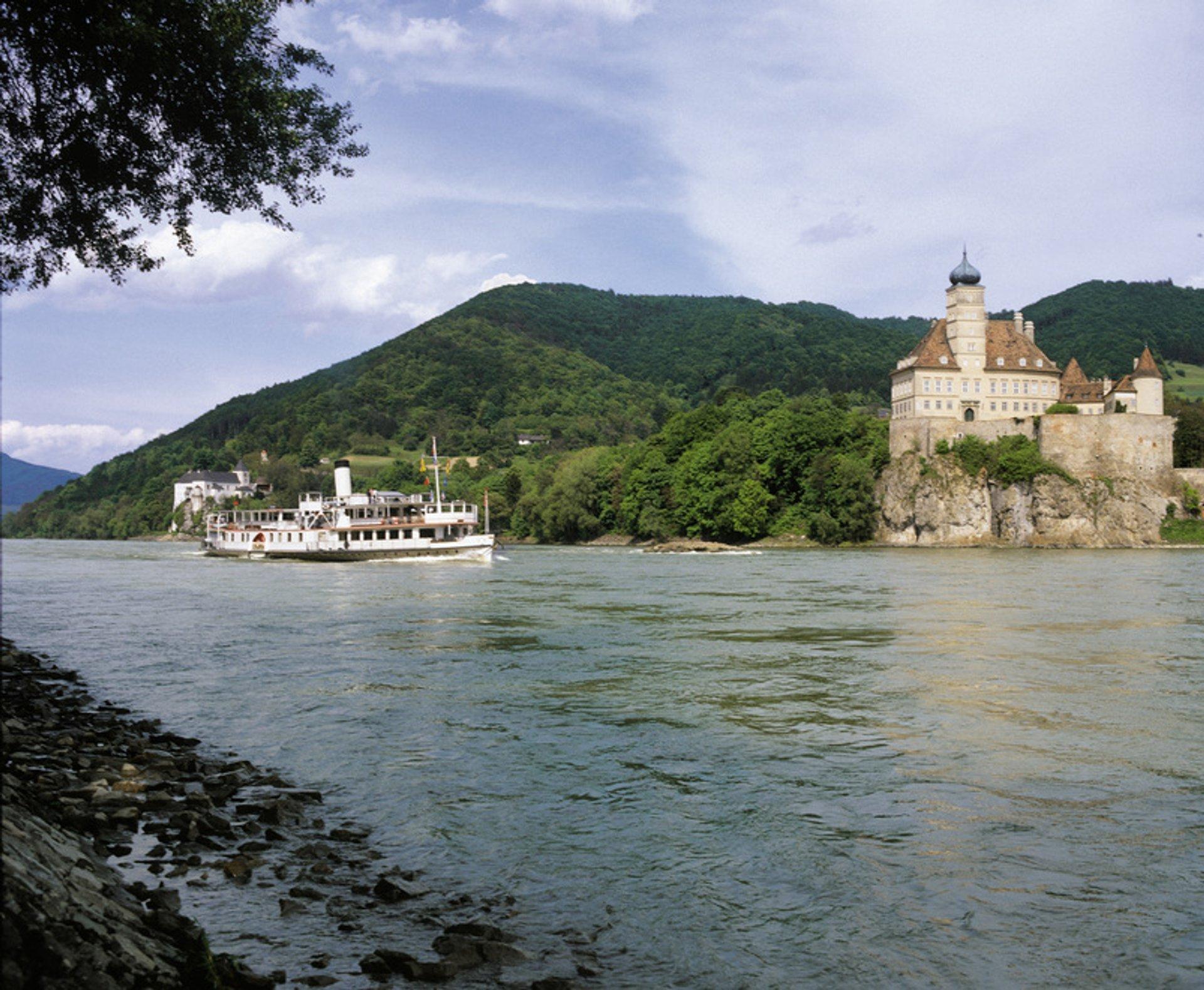 Danube Boat Trip in Austria 2020 - Best Time