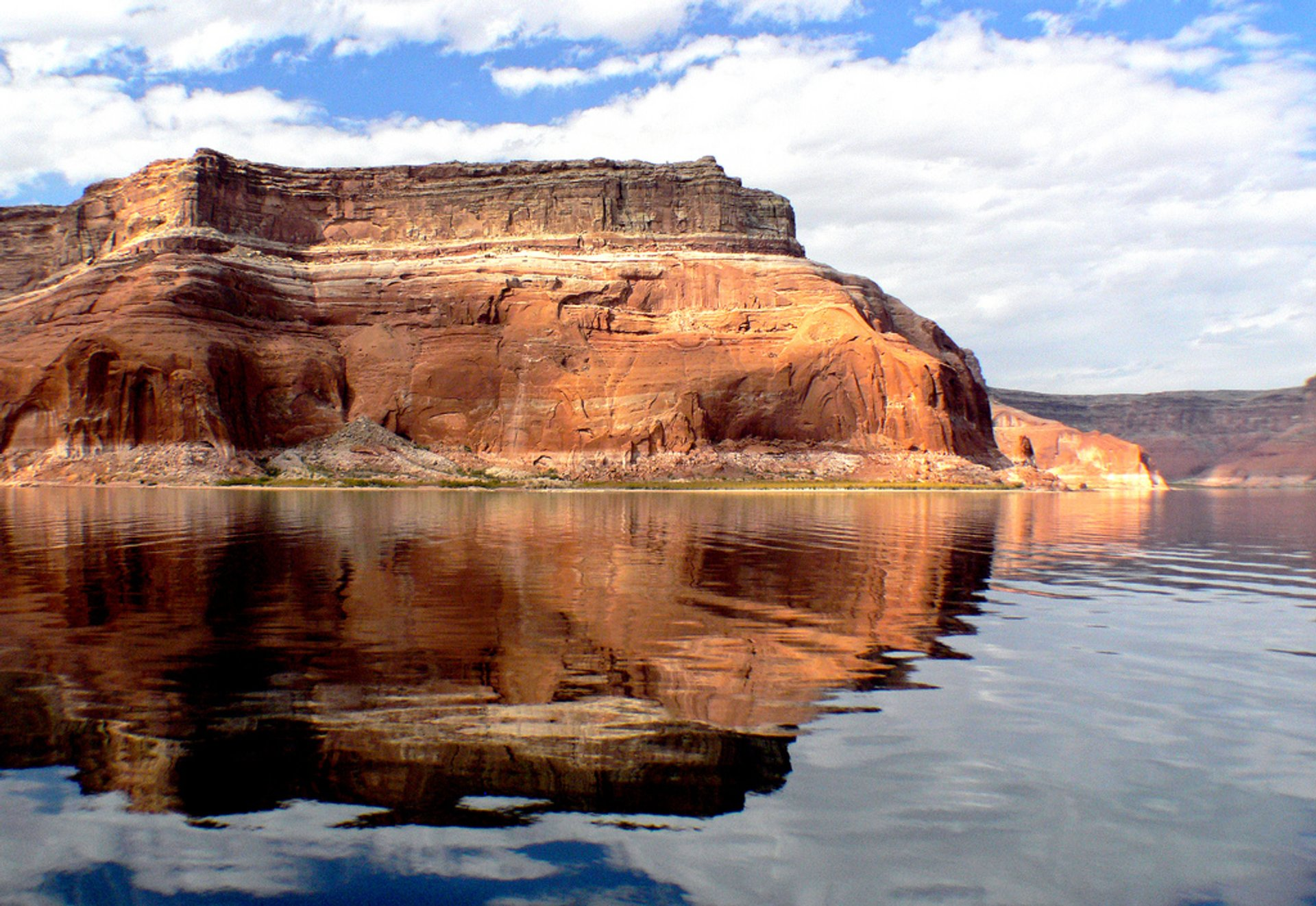 Reflection Canyon in Utah - Best Season 2020