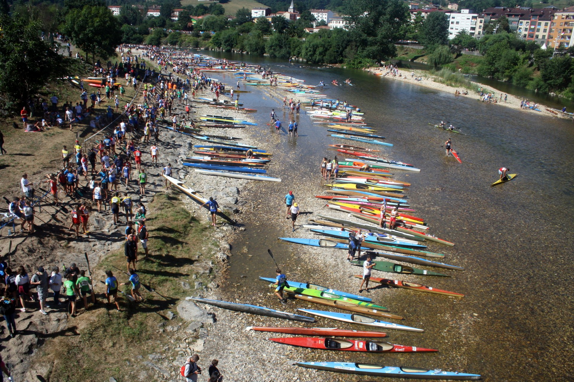 International Descent of River Sella in Spain 2020 - Best Time