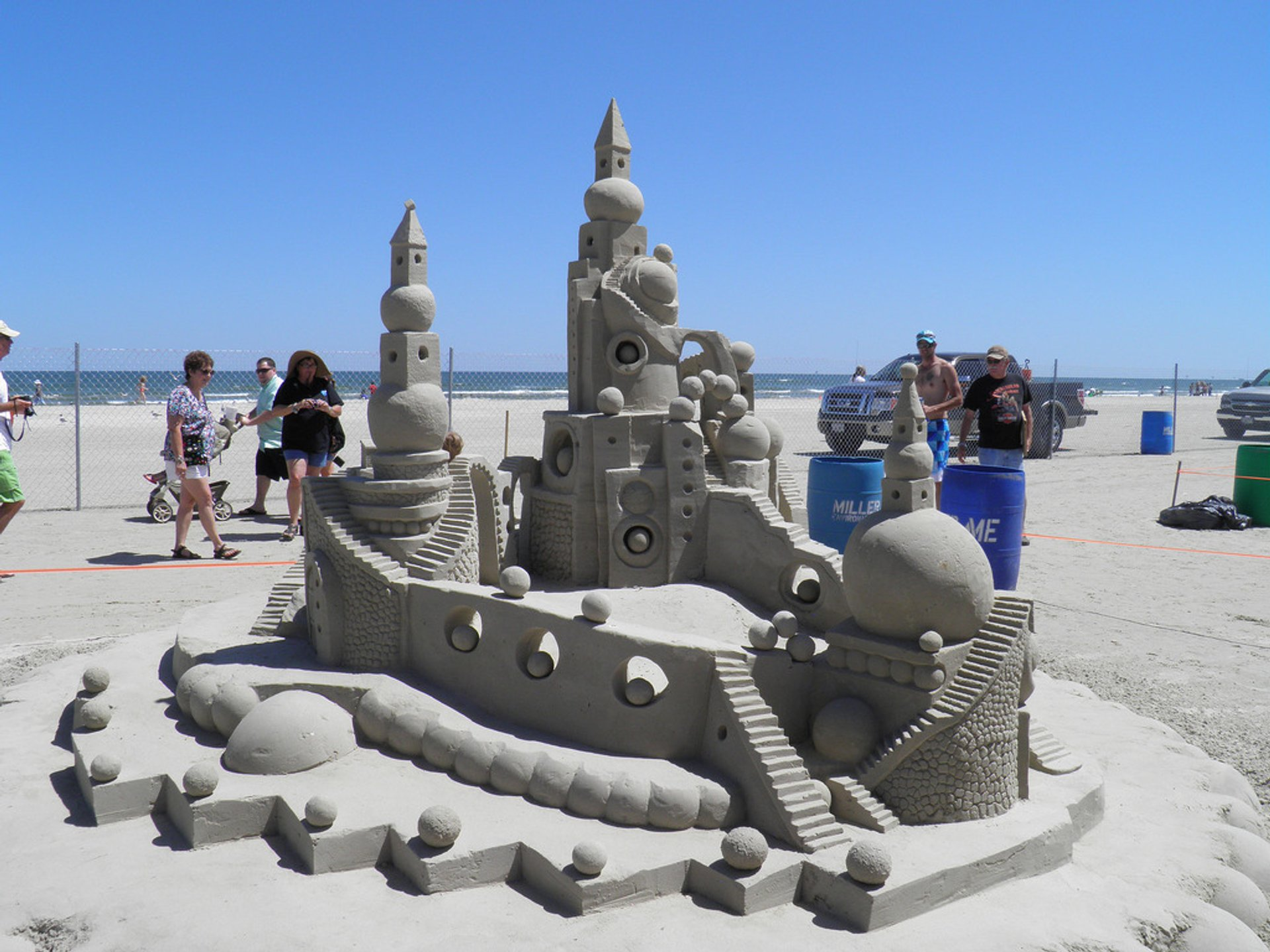 Texas SandFest in Texas - Best Season