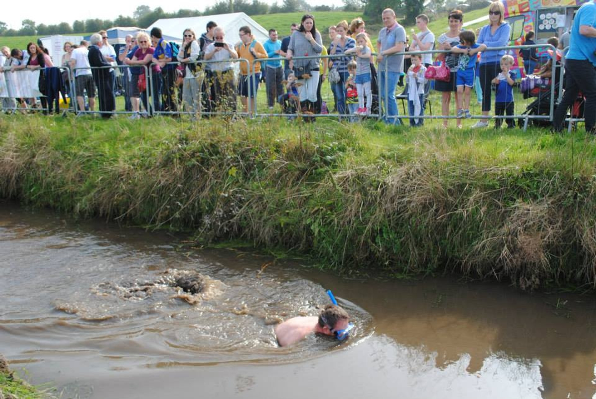Irish Bog Snorkelling Championship in Ireland - Best Season 2020