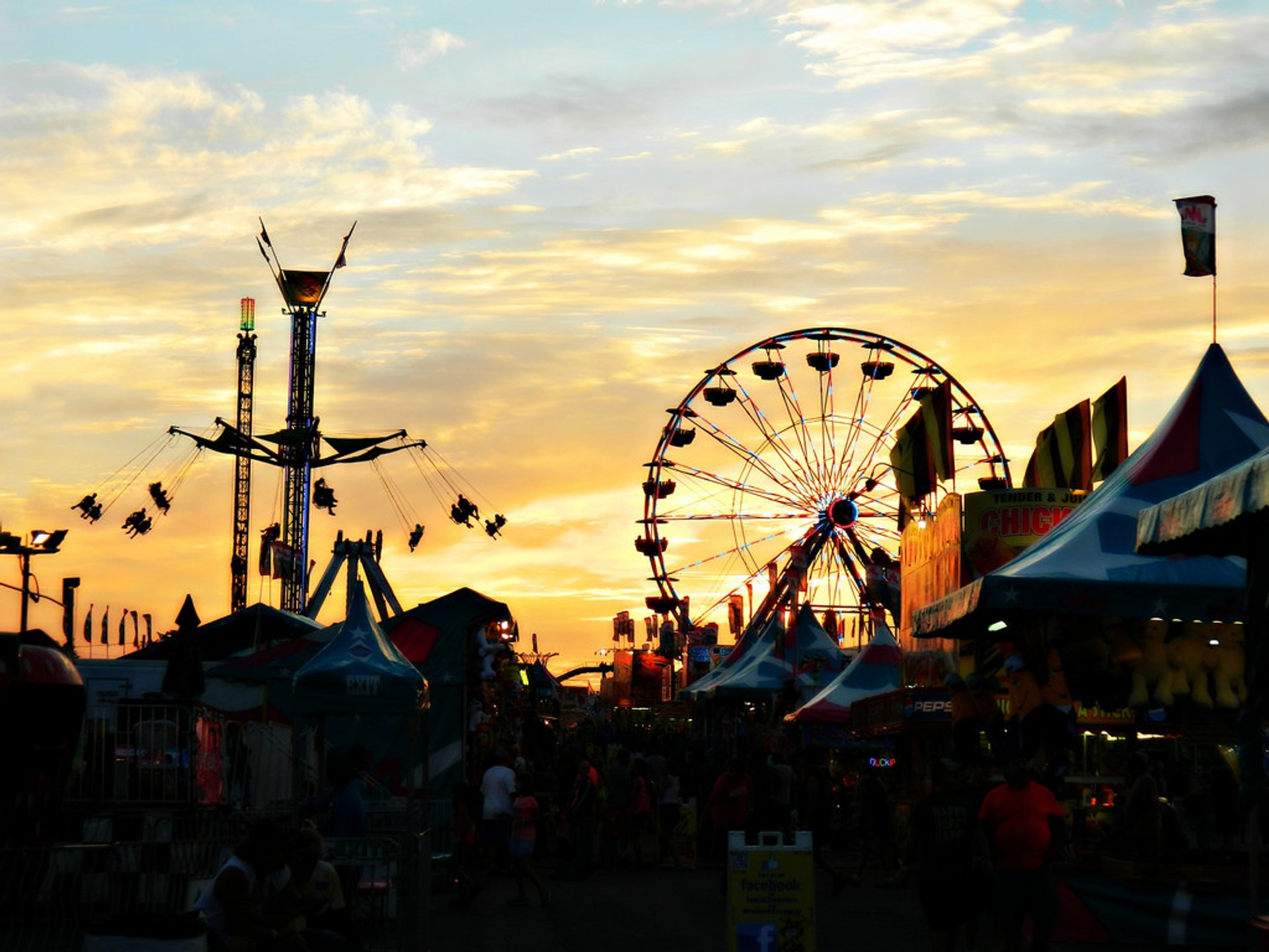 Missouri State Fair in Midwest 2020 - Best Time