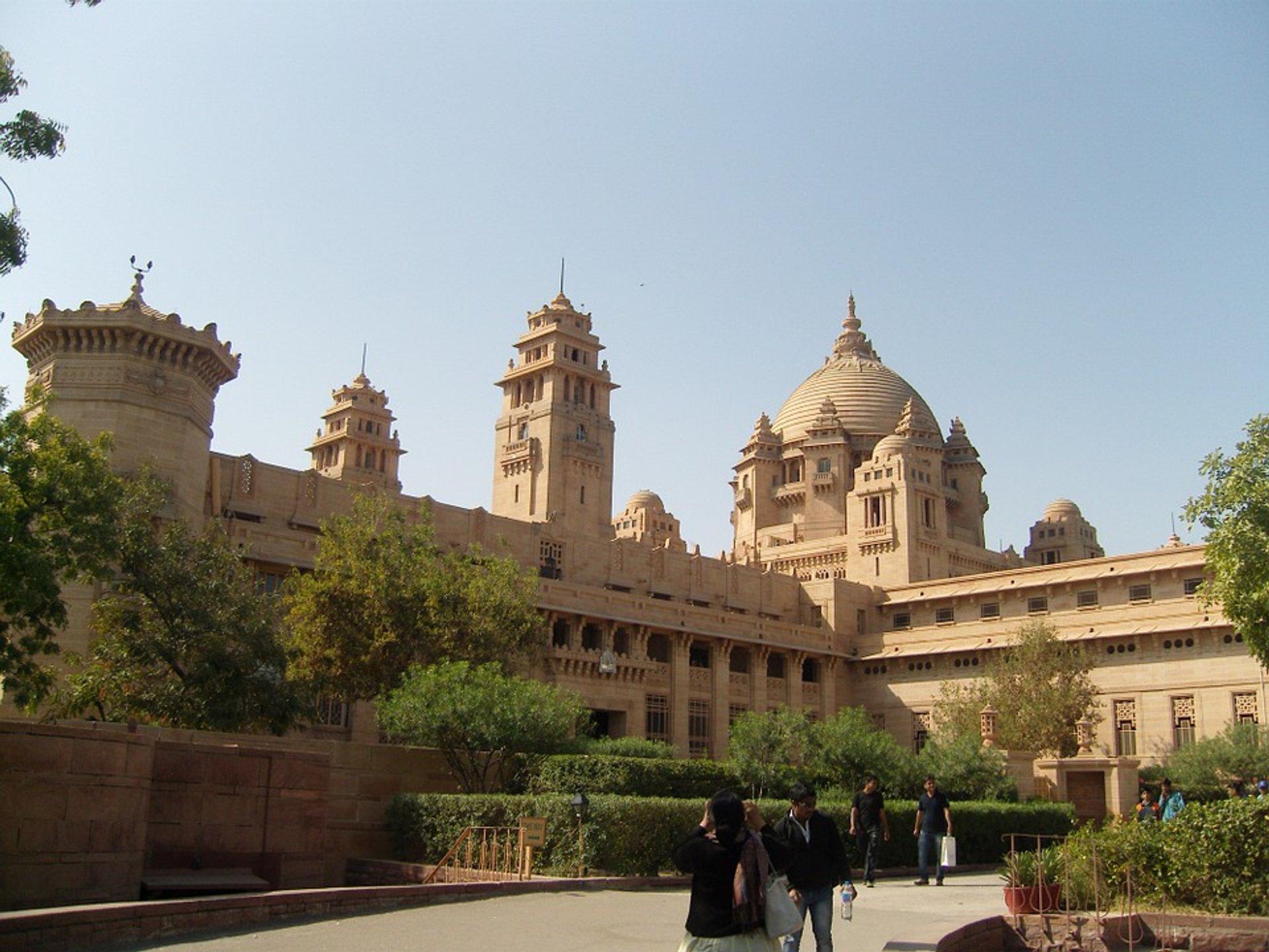 Summer in Taj Mahal and Agra  - Best Season 2020