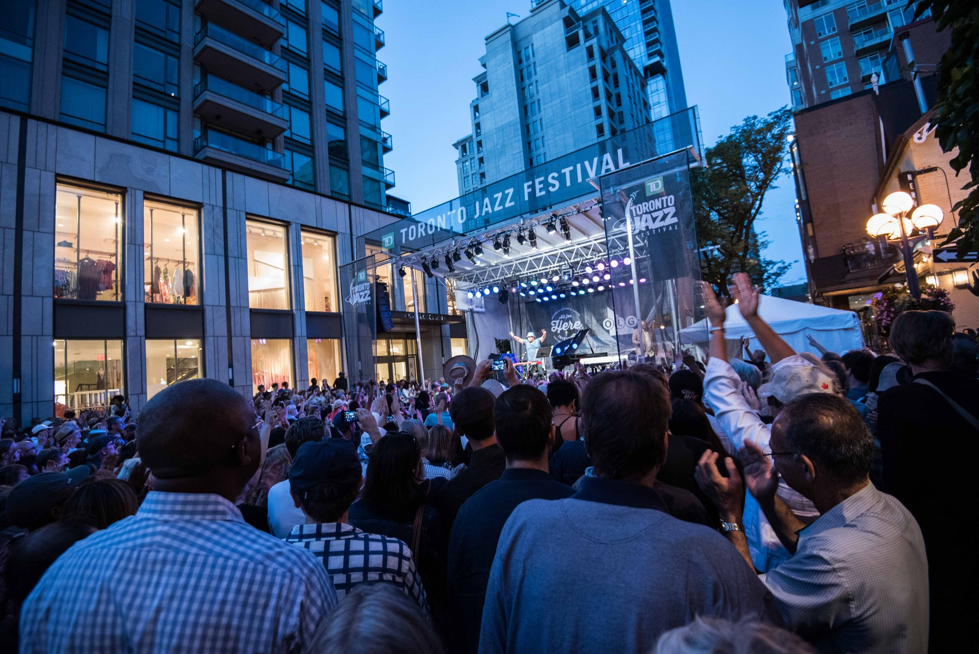 Toronto Jazz Festival in Toronto 2019 - Best Time