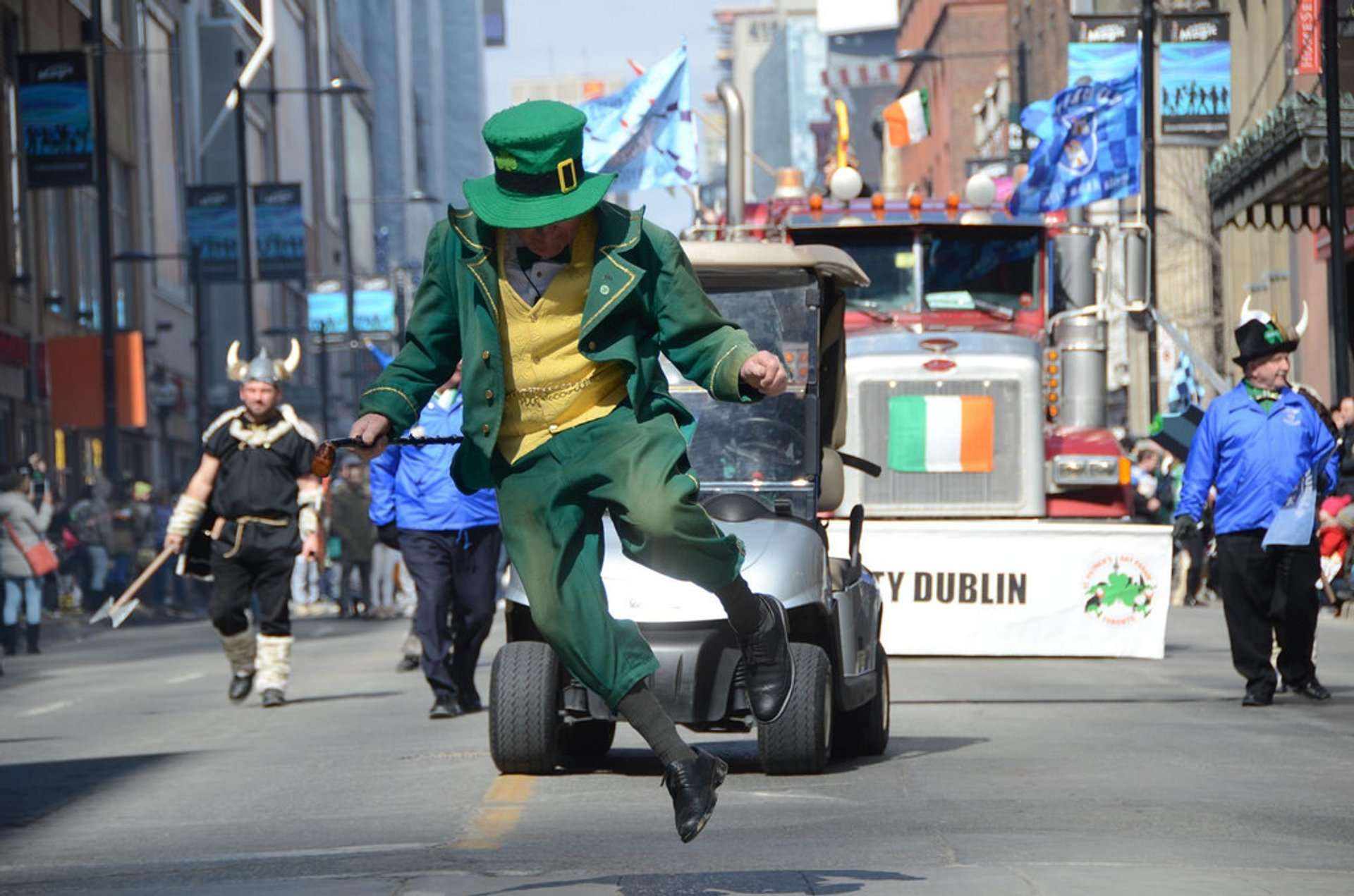 St. Patrick's Day Parade in Toronto - Best Season 2020