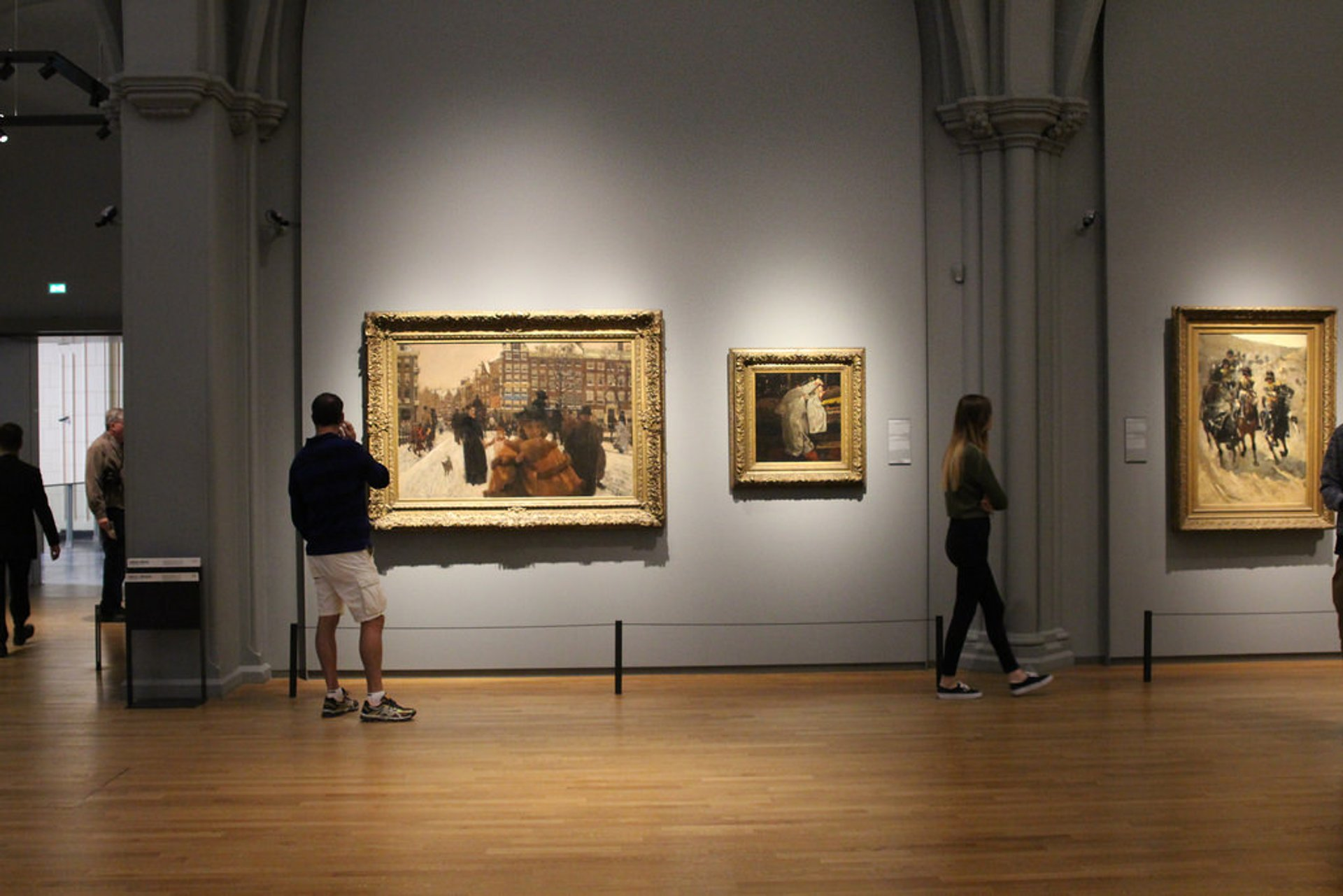 Rijksmuseum in Amsterdam - Best Season 2020