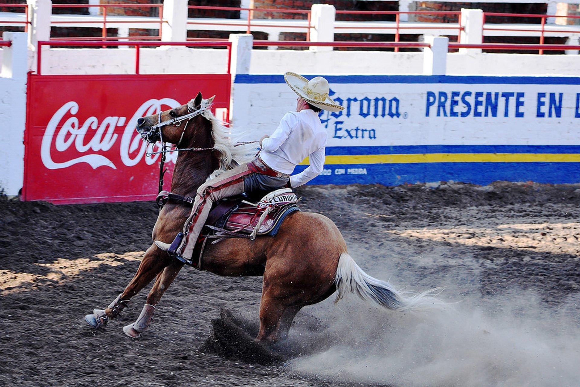 Mexican Rodeos or Charreadas in Mexico - Best Season 2020